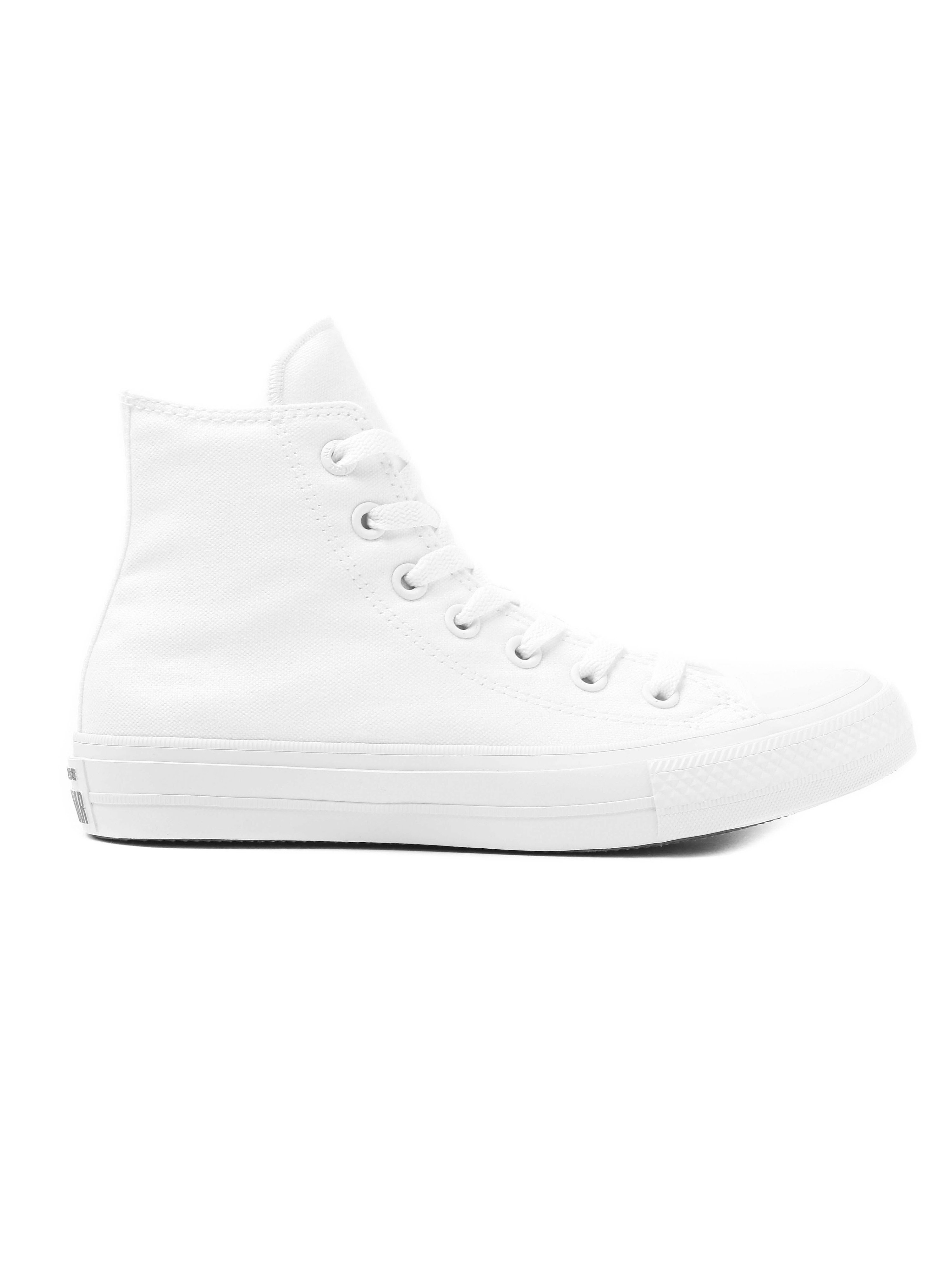 Converse Women's Chuck Taylor All Star II HI Trainers - White