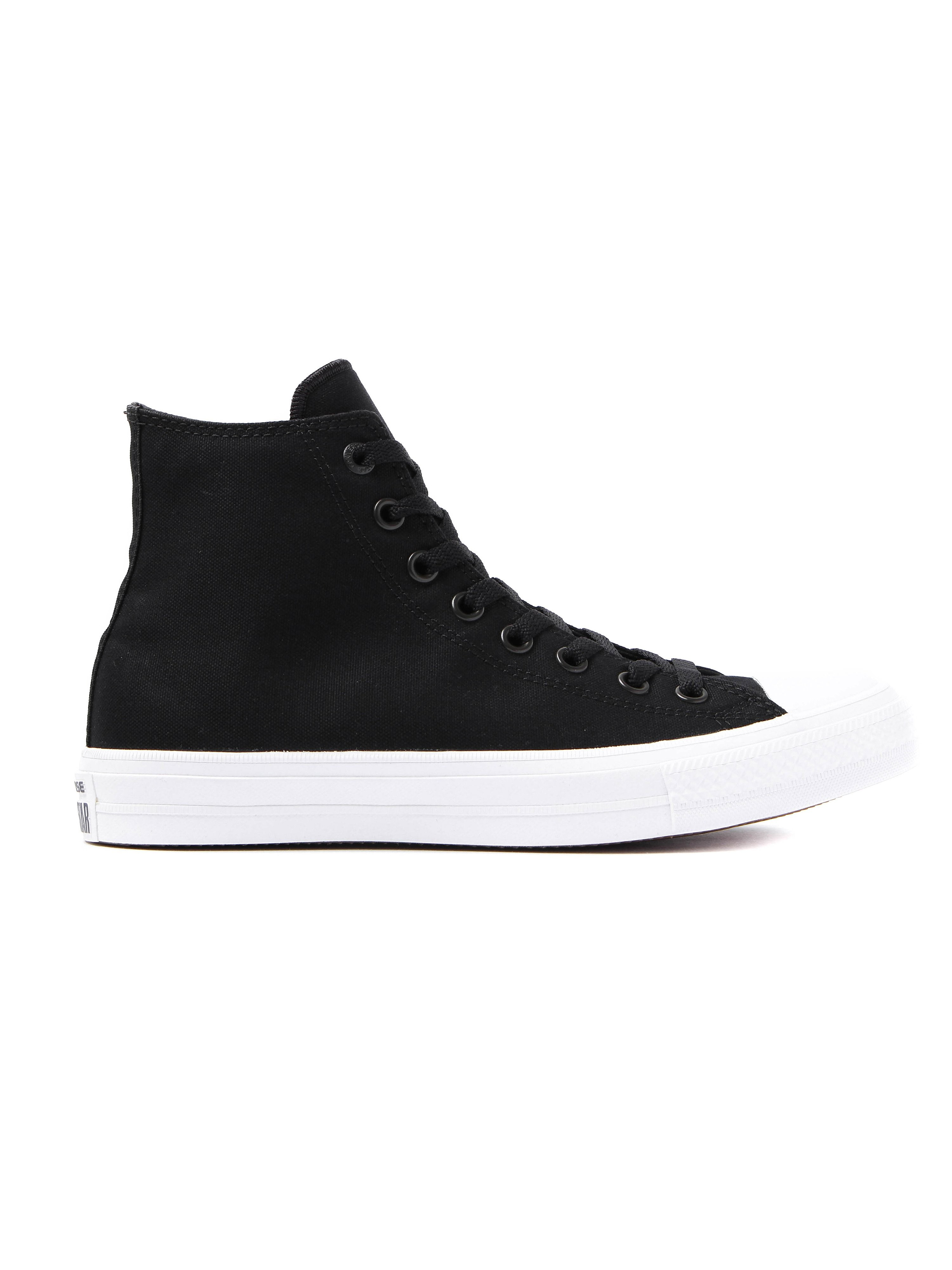 Converse Women's Chuck Taylor All Star II HI Trainers - Black