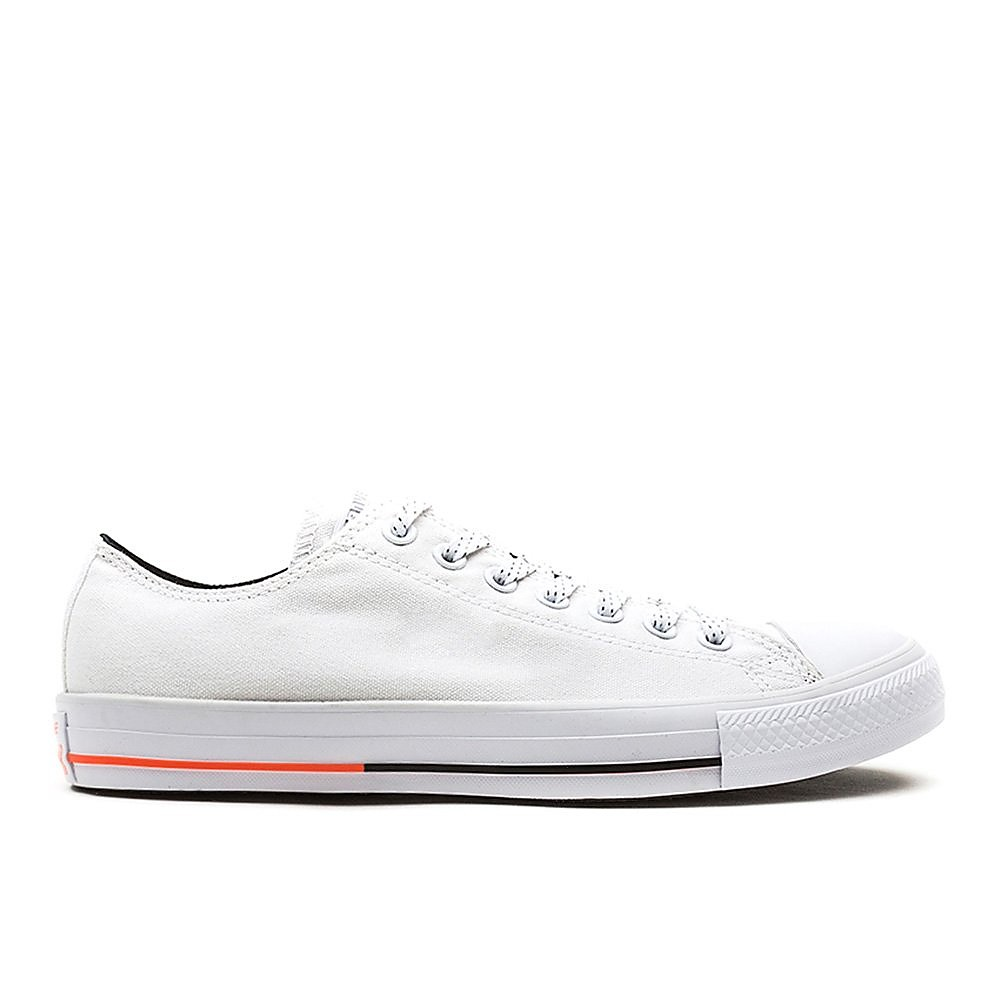 Converse Mens Chuck Taylor All Star Ox Shield - White Lava