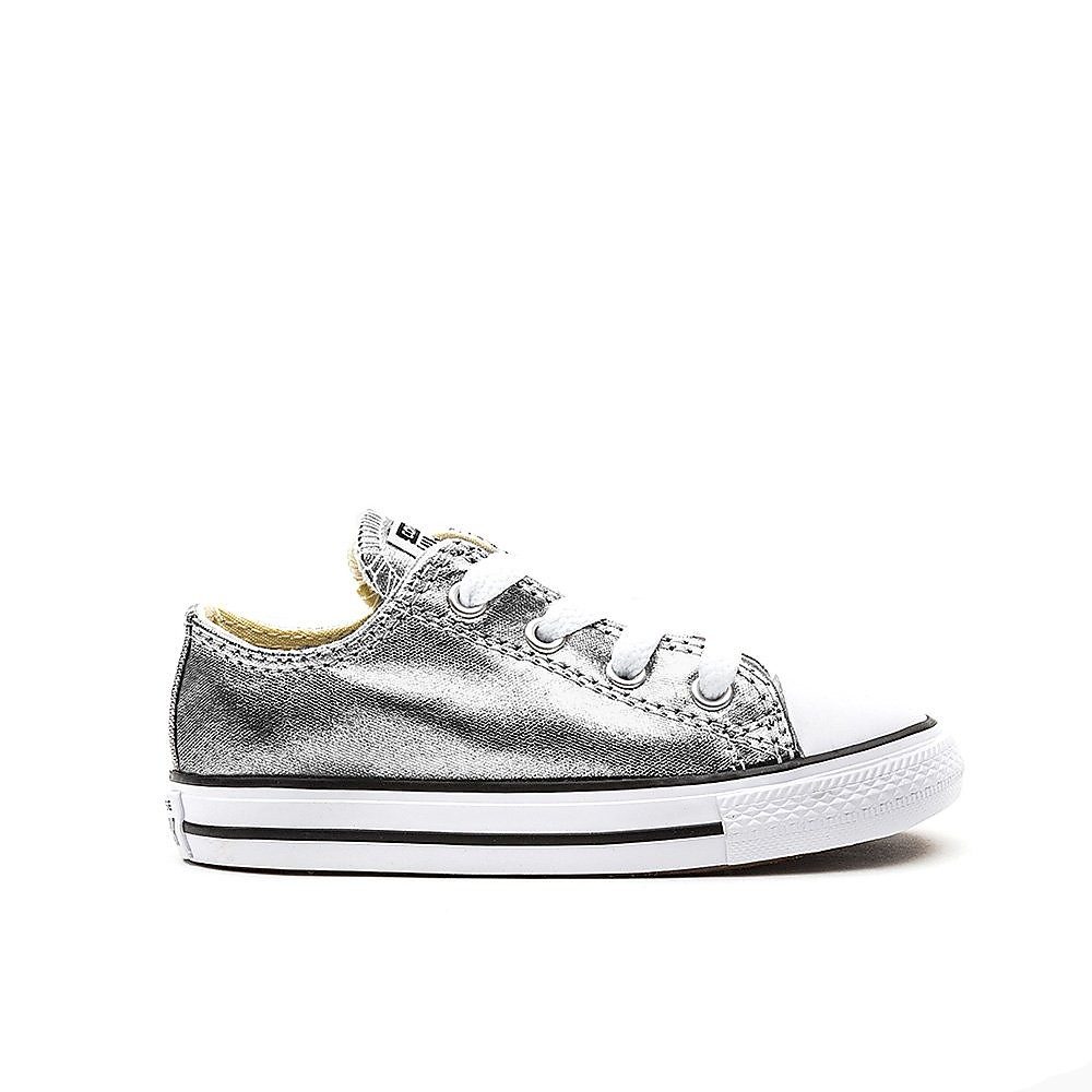 Converse Infant Chuck Taylor All Star Ox - Gun Metal