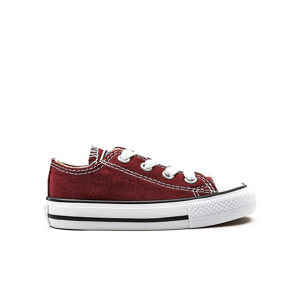 Converse Infant Chuck Taylor All Star Ox - Red Block