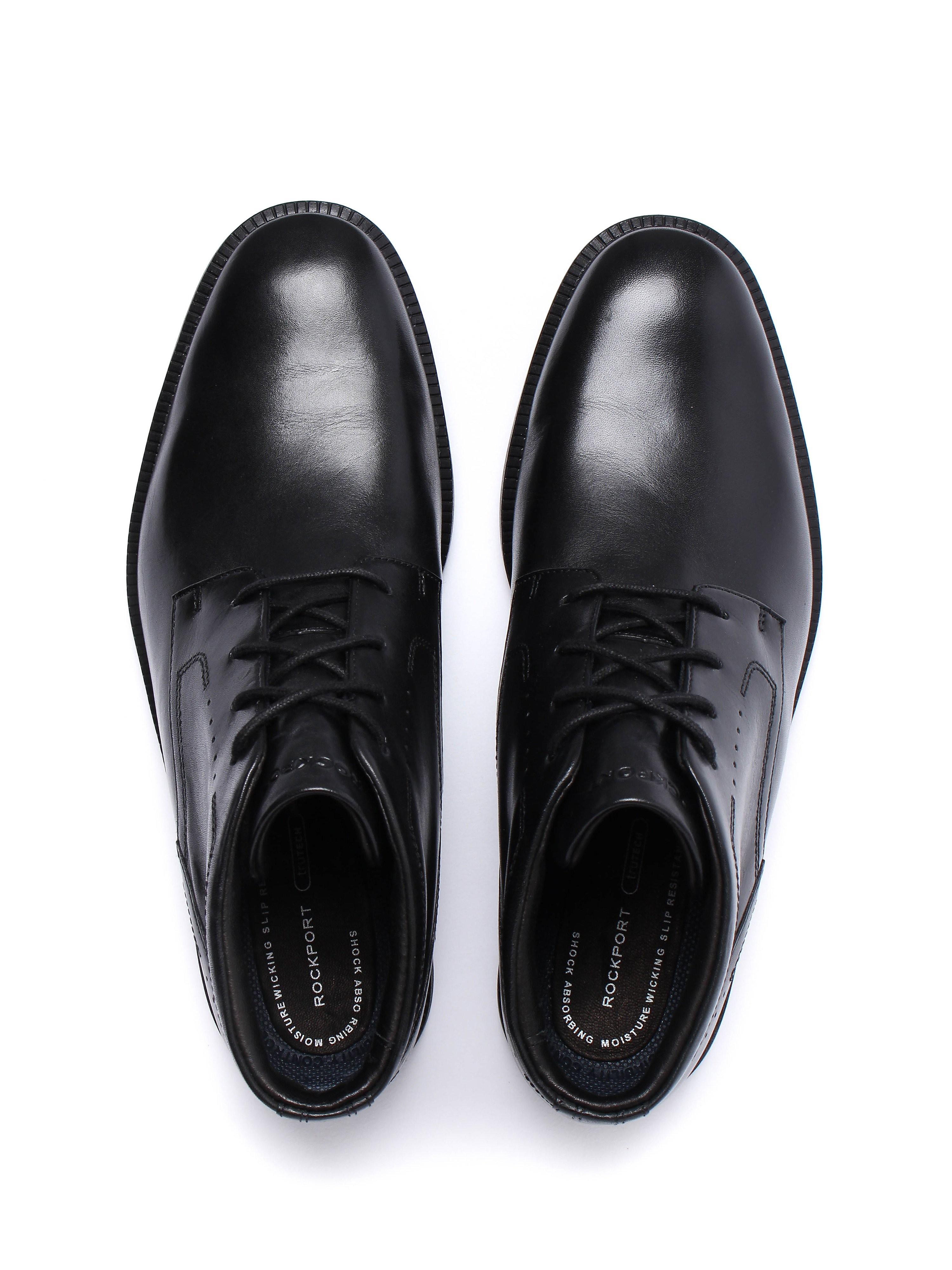 Rockport Modern Chukka Boots - Black