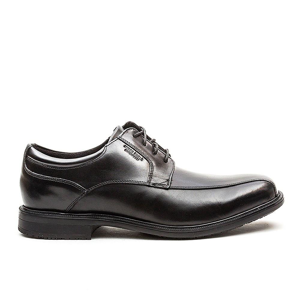 Rockport Men's Essential Details II Leather Derby Shoes - Black