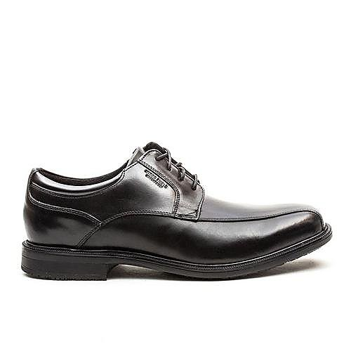 Rockport Men's Essential Details II Leather Derby Shoes - Black