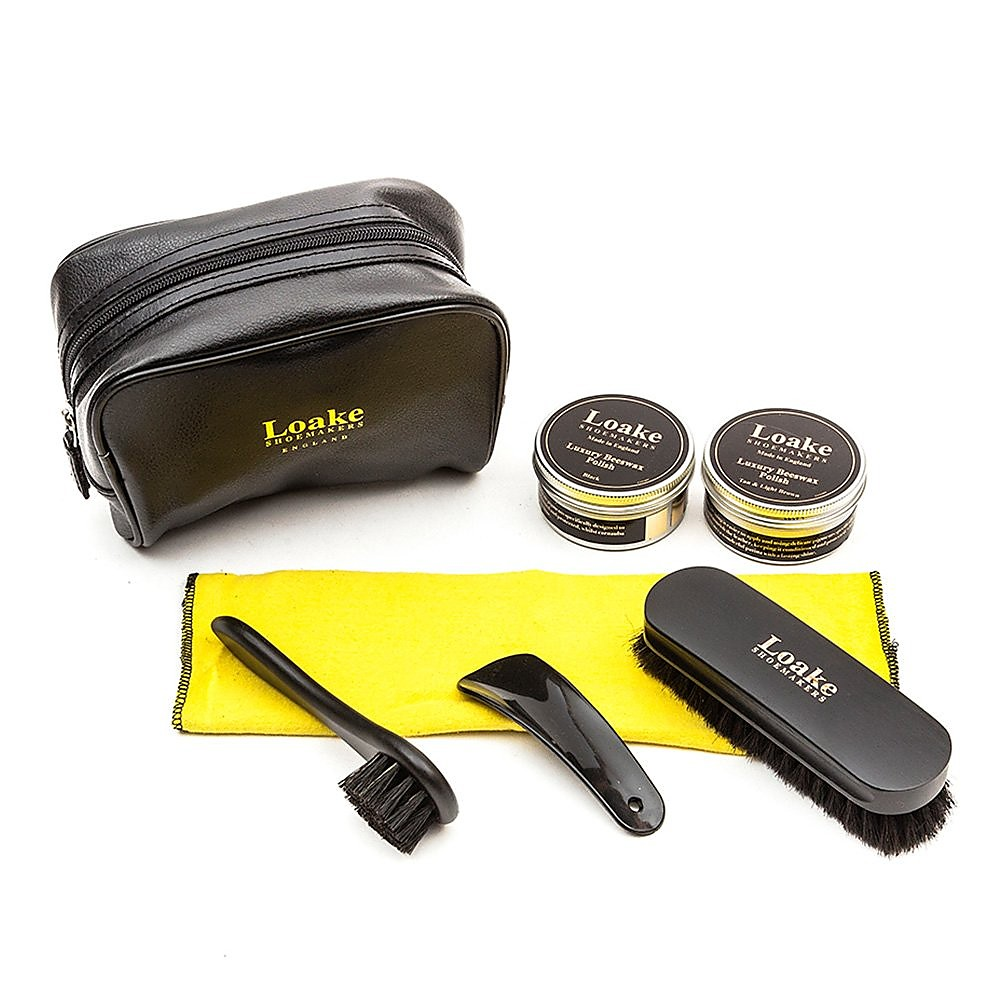 Loake Shoe Cleaning Kit