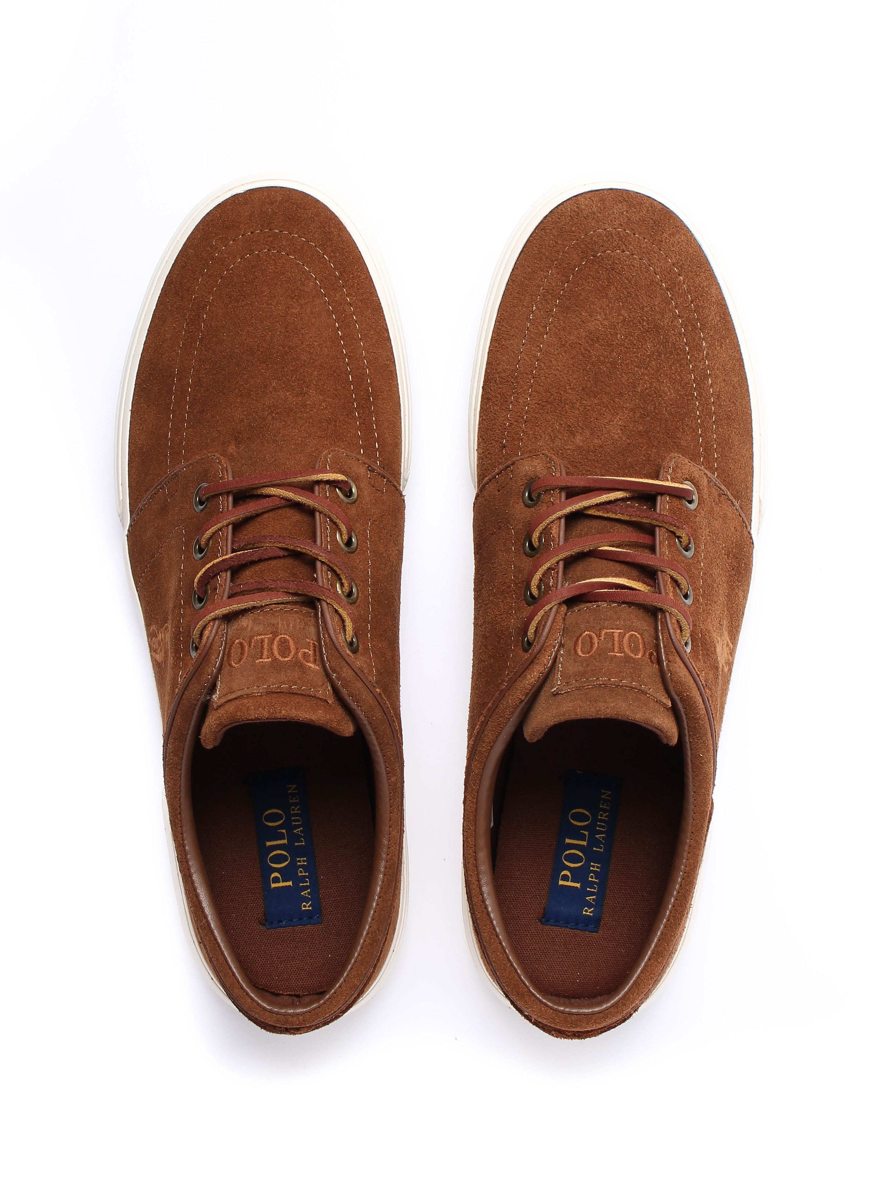 Polo Ralph Lauren Faxon Low - New