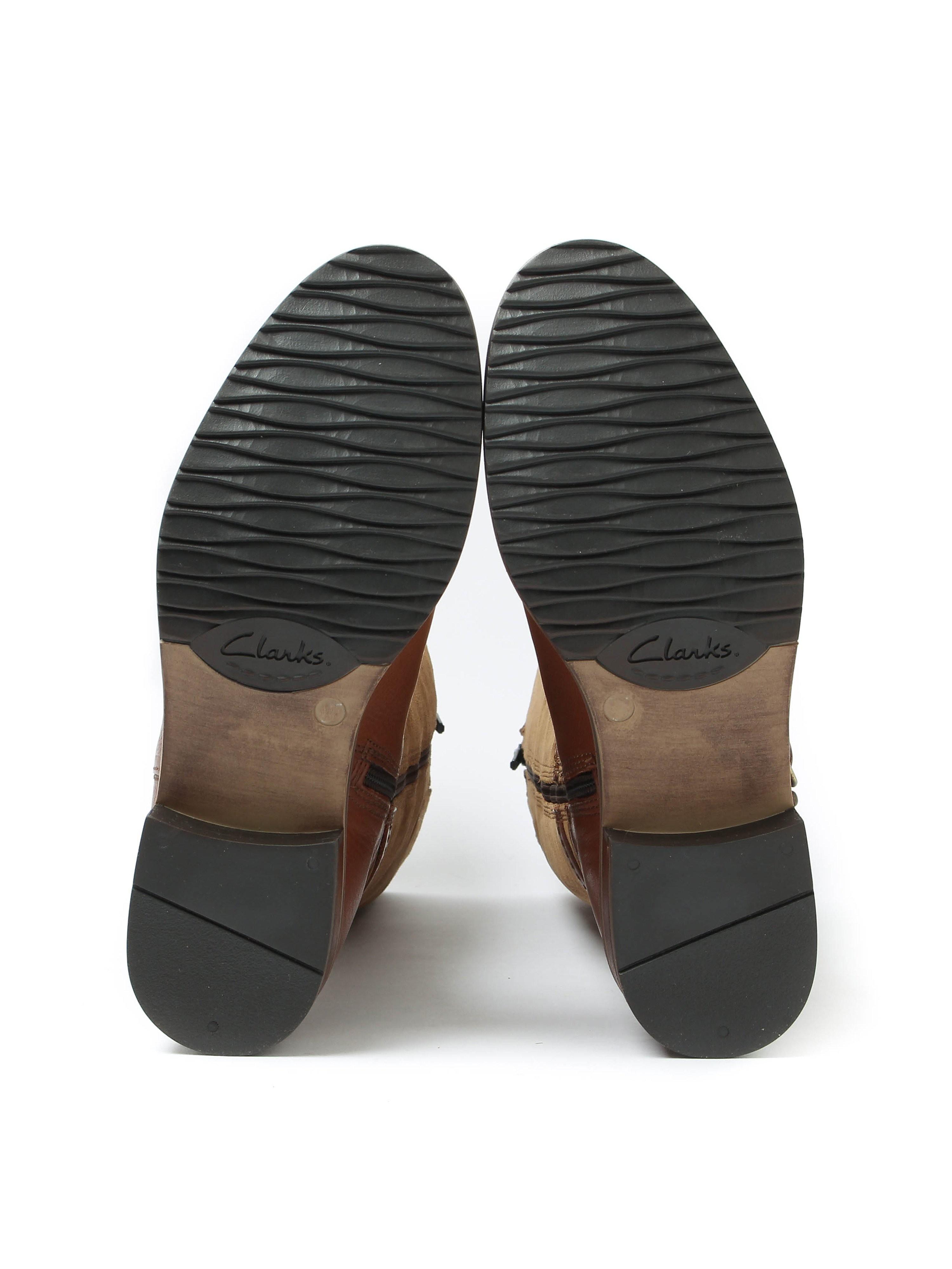 Clarks Women's Tamro Marina Boots - Brown