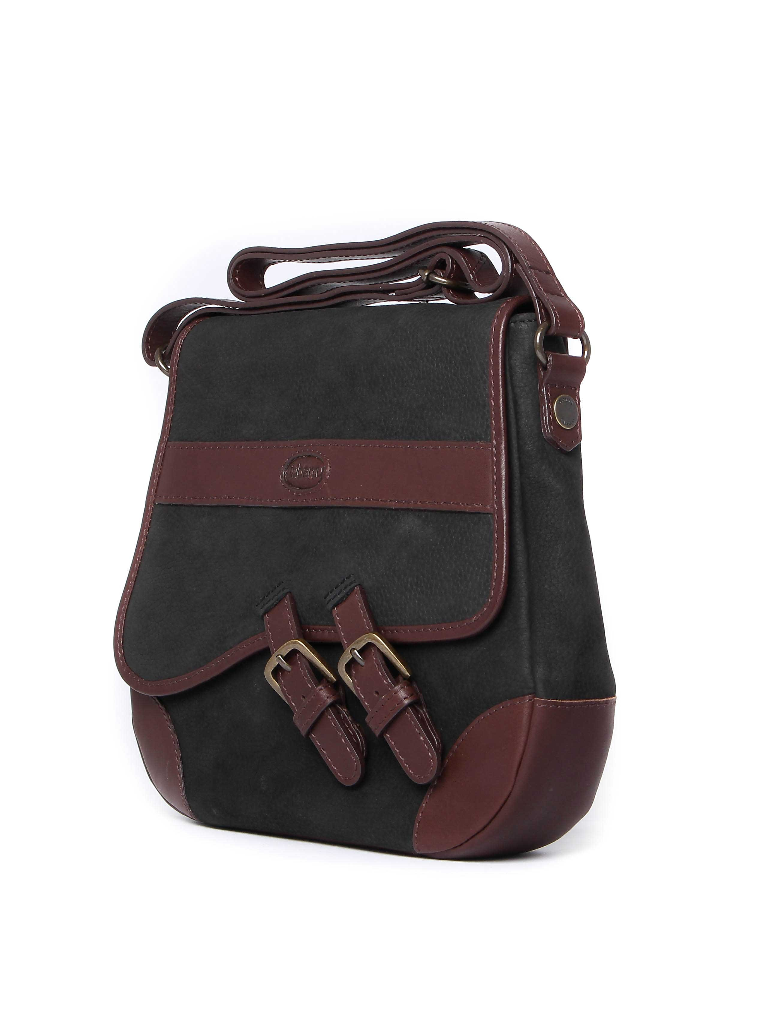 Dubarry Boyne Shoulder Bag - Black/Brown