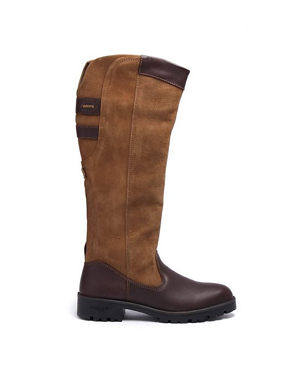 Dubarry Women's Clare Leather Boots - Brown