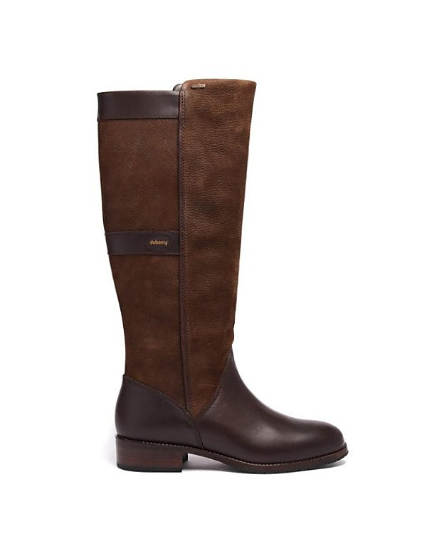 Dubarry Womens Fermoy - Walnut Leather