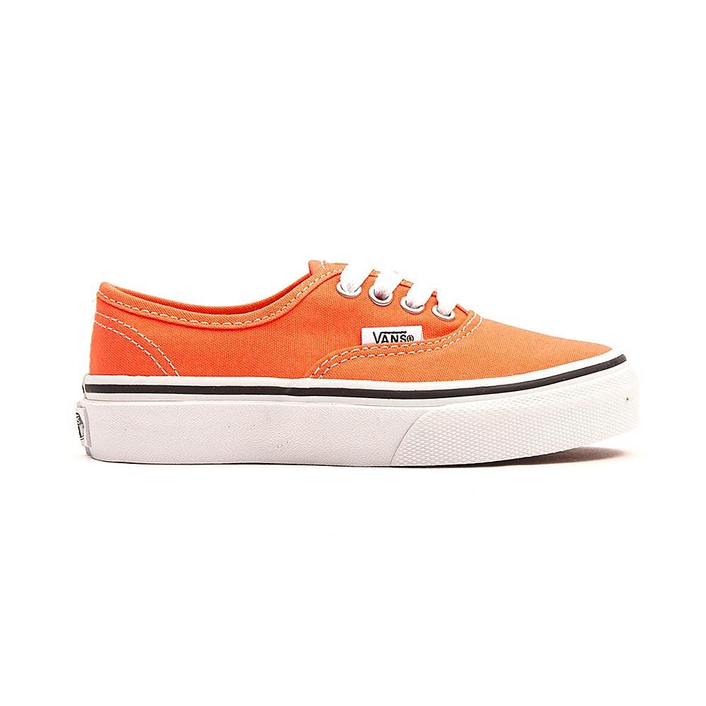 Vans Juniors Authentic Fusion Coral /