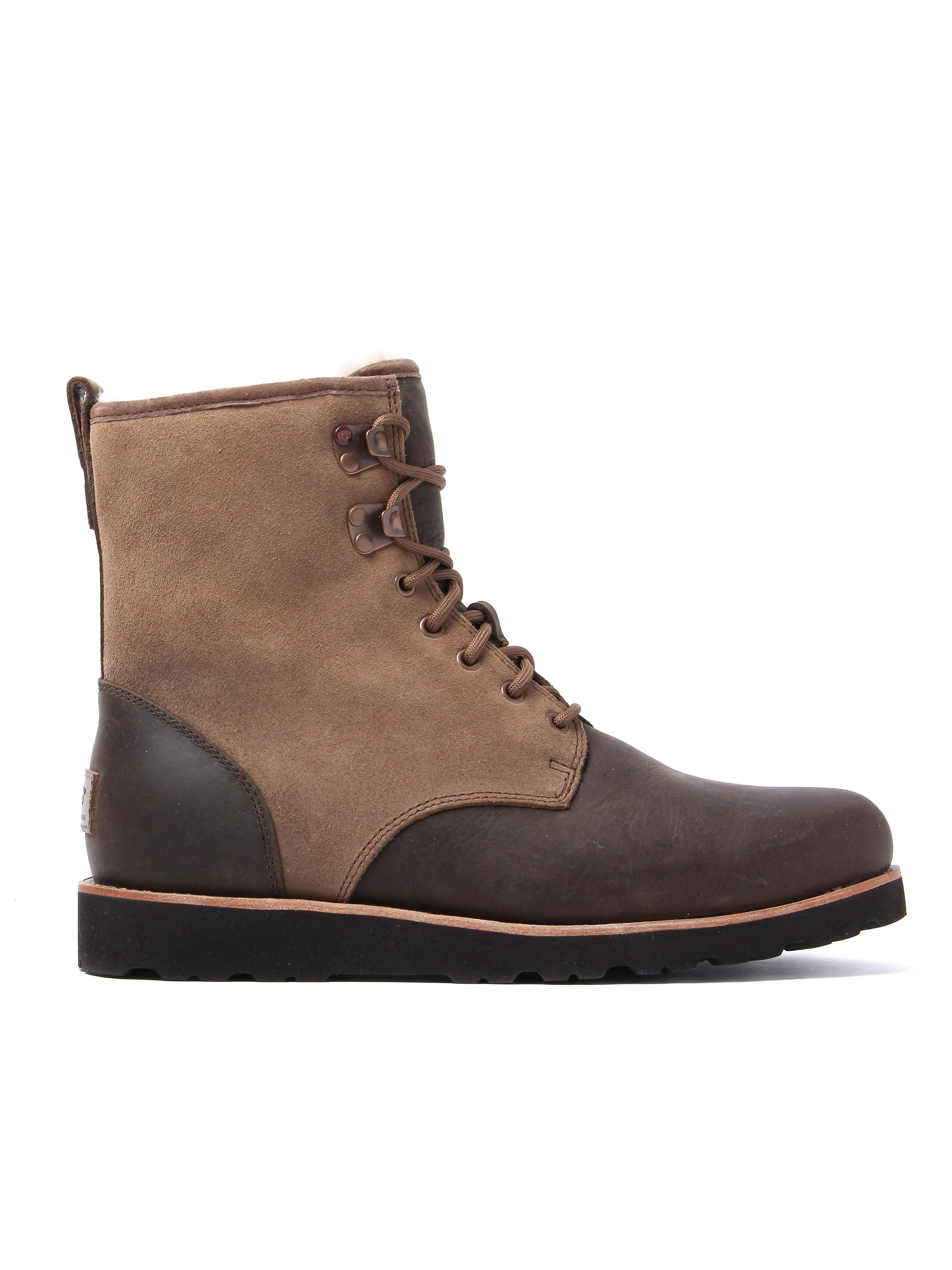 UGG Men's Hannen Walking Boots - Brown