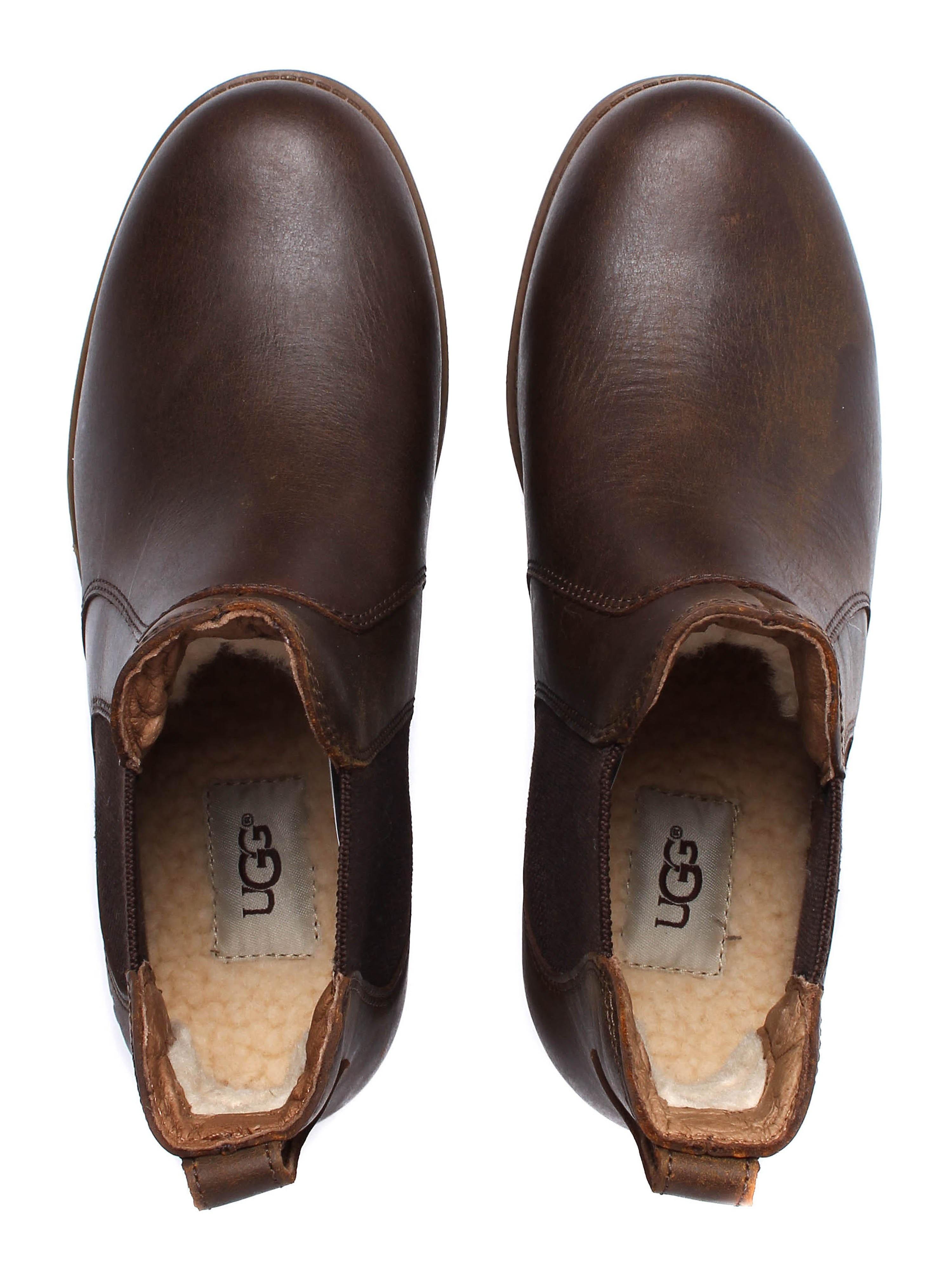 UGG Women's Bonham Boots - Stout Leather