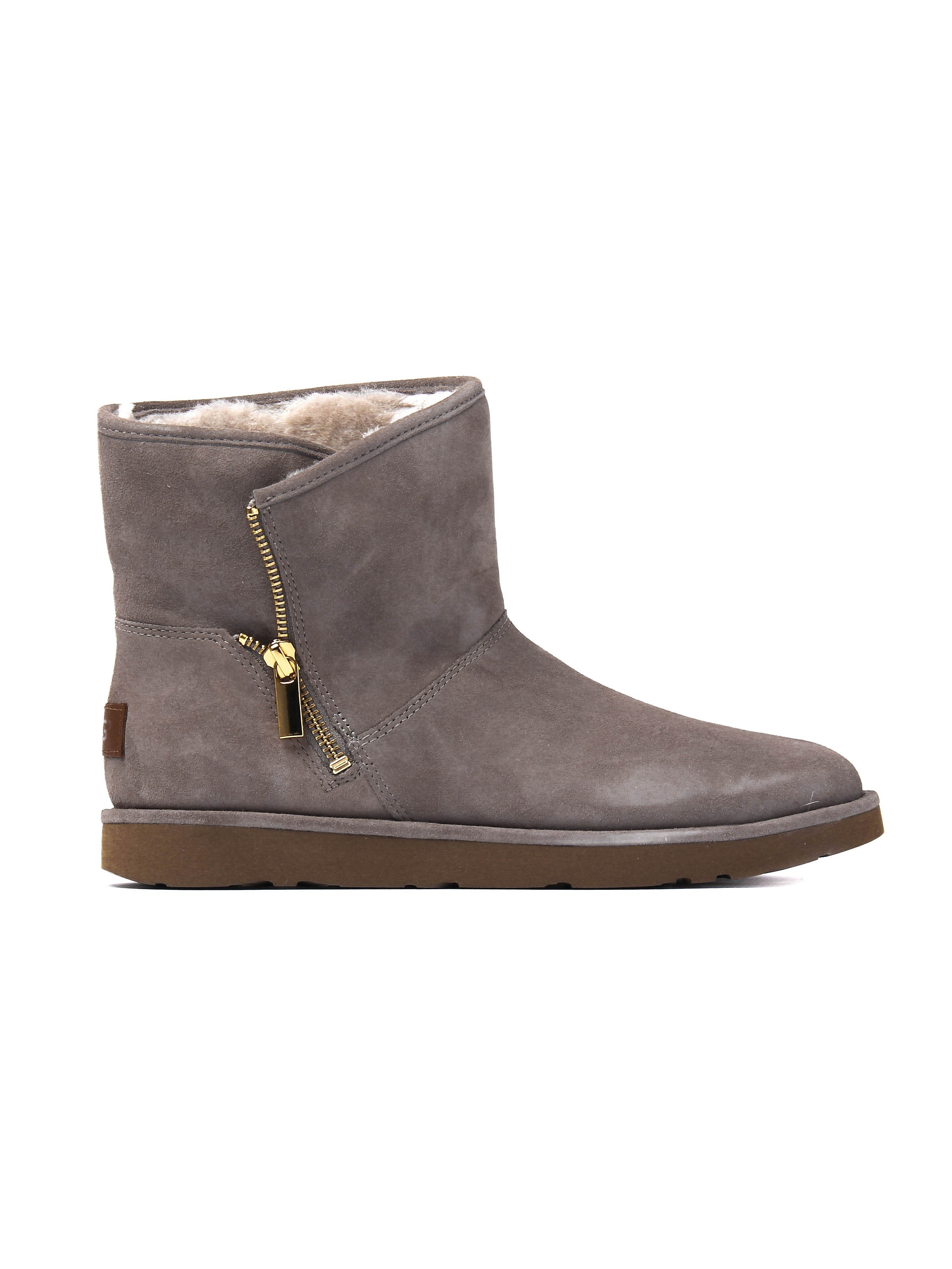 UGG Women's Kip Mid Boots - Clay Suede