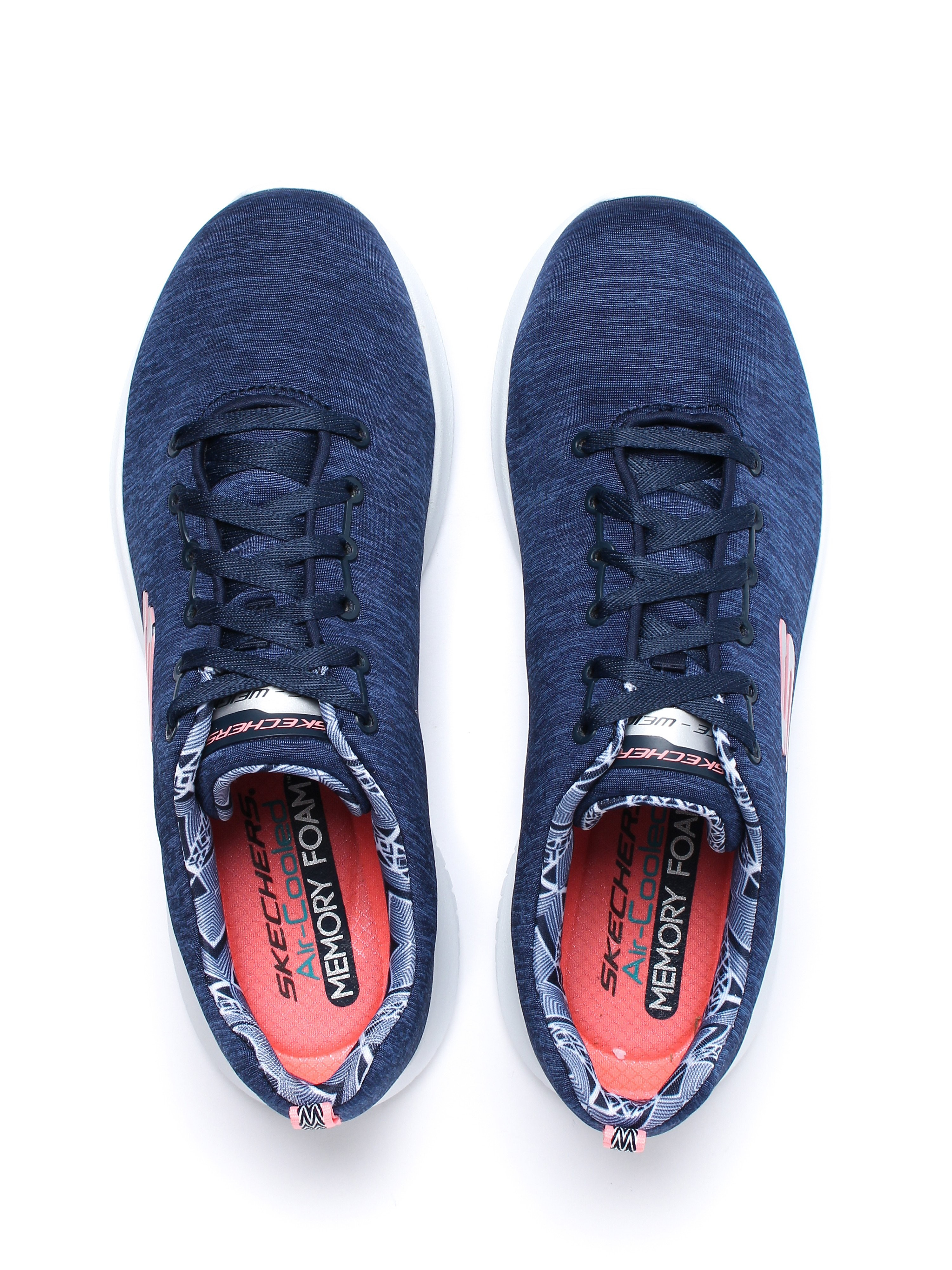 Skechers Women's Ultra Flex First Choice Trainers - Navy