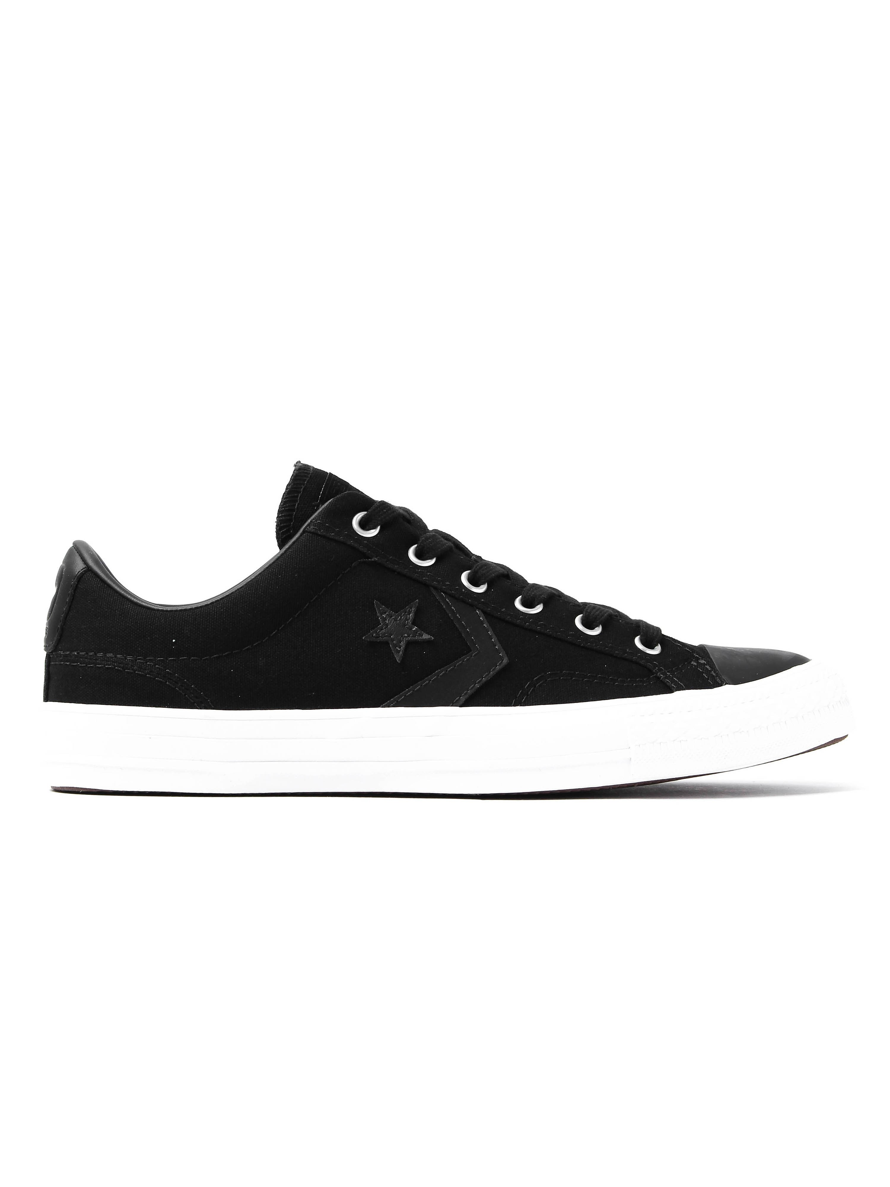 Converse Men's Star Player Trainers - Black