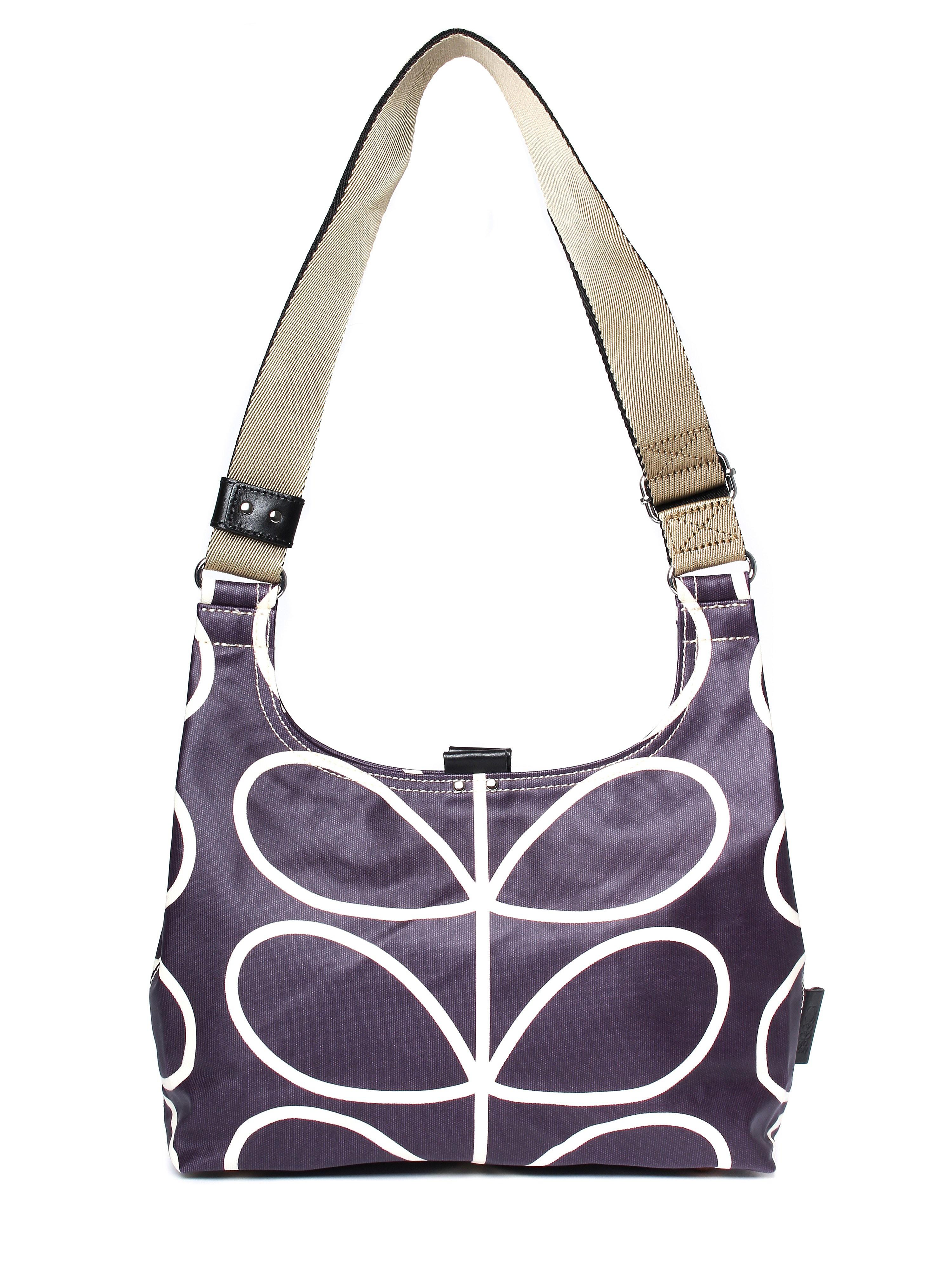 Orla Kiely Women's Midi Sling Bag - Orchid