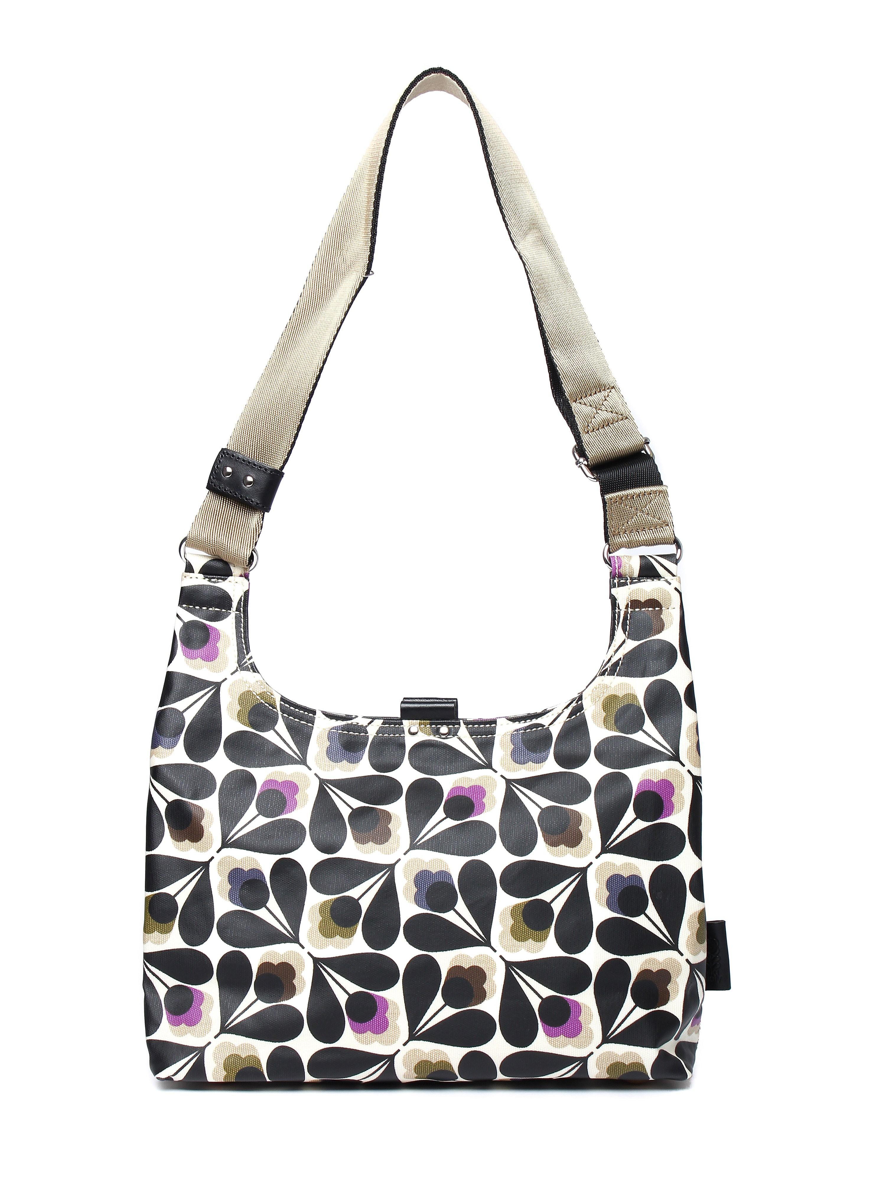 Orla Kiely Women's Mini Sling Bag - Multi Sycamore Seed