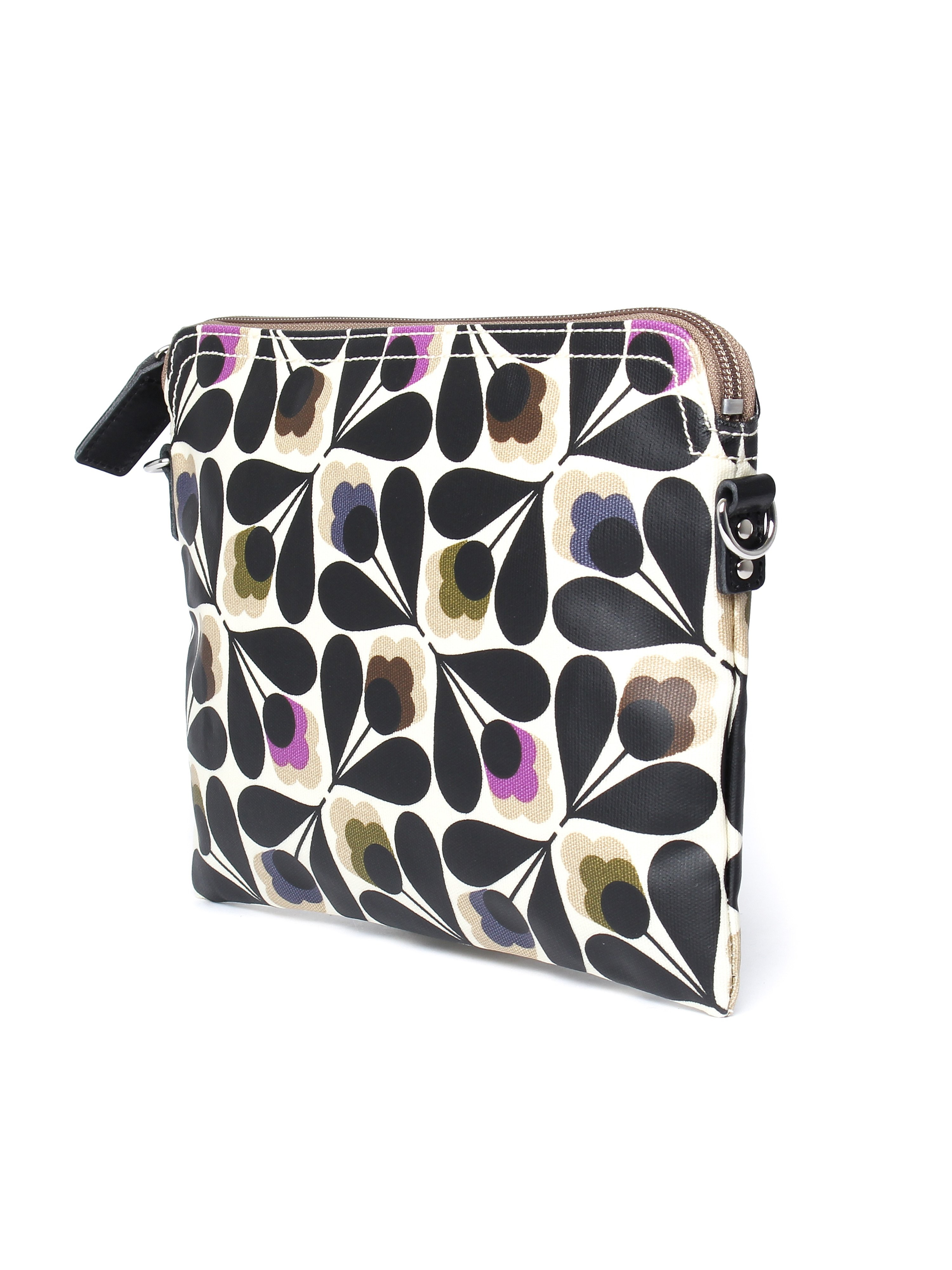 Orla Kiely Women's Travel Pouch - Multi Sycamore Seed