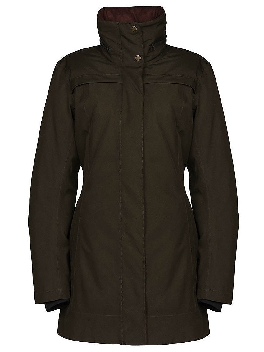 Dubarry Women's Leopardstown GORE-TEX Jacket - Olive