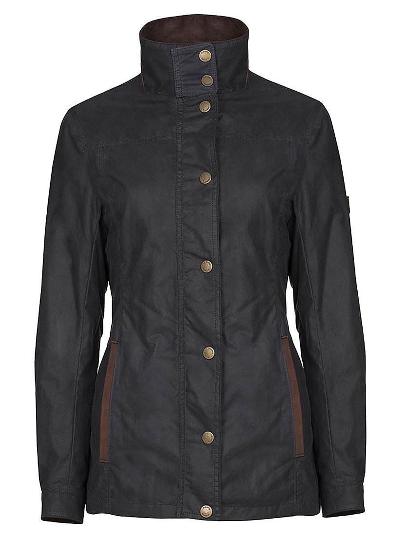 Dubarry Women's Mountrath Wax Cotton Jacket - Olive