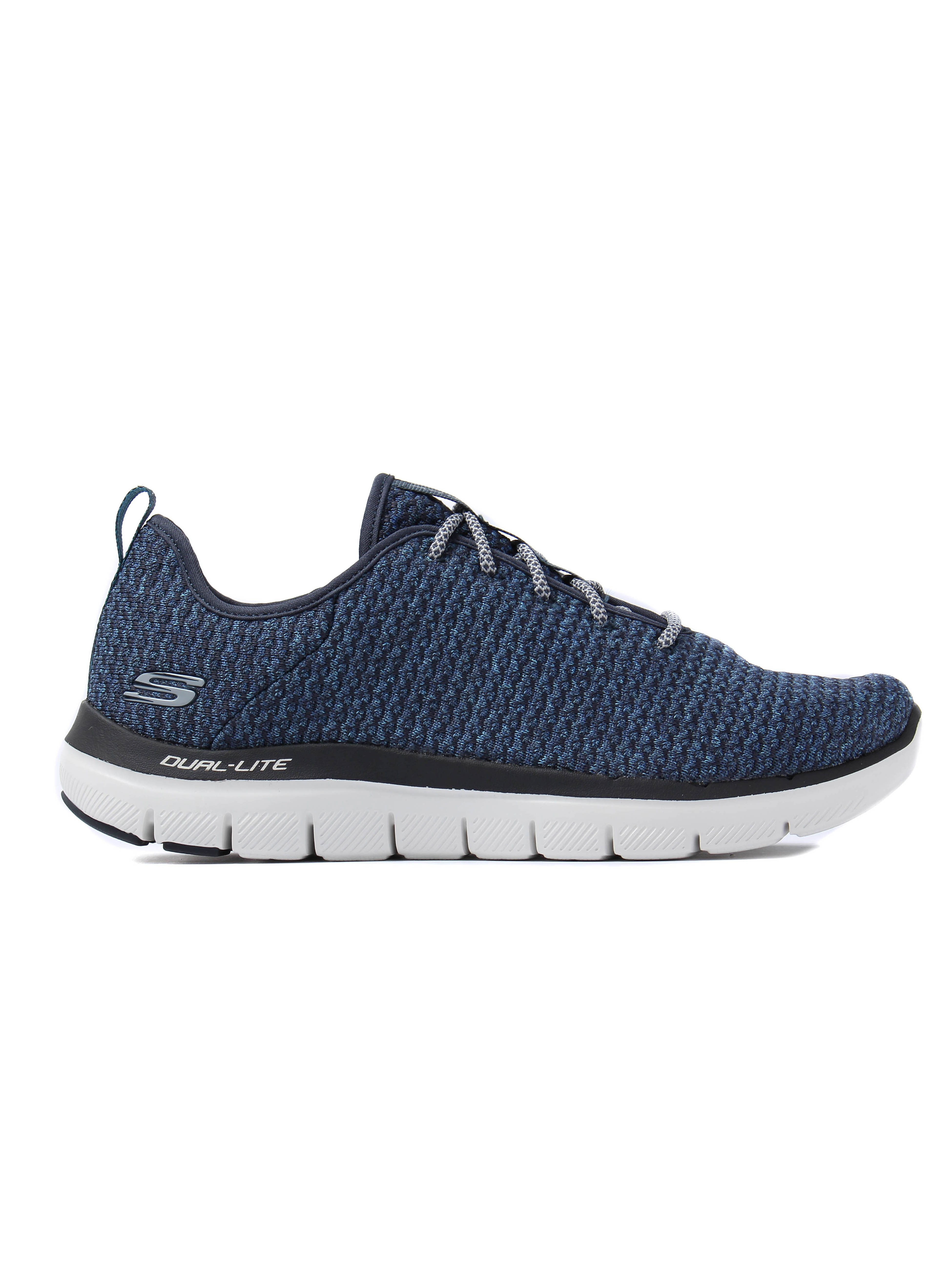 Skechers Men's Flex Advantage 2.0 Cravy Trainers - Navy