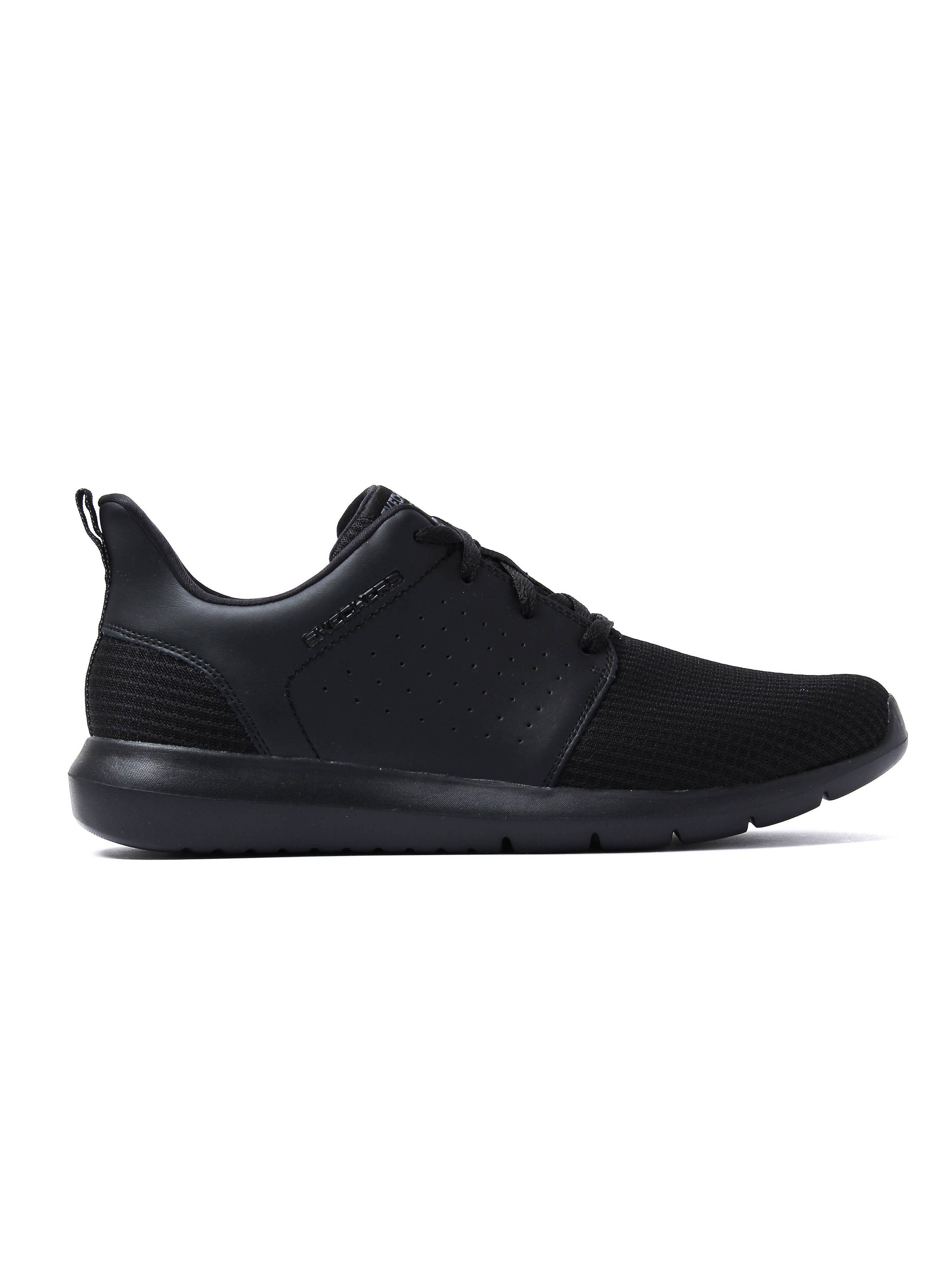 Skechers Men's Fore Flex Trainers - Black