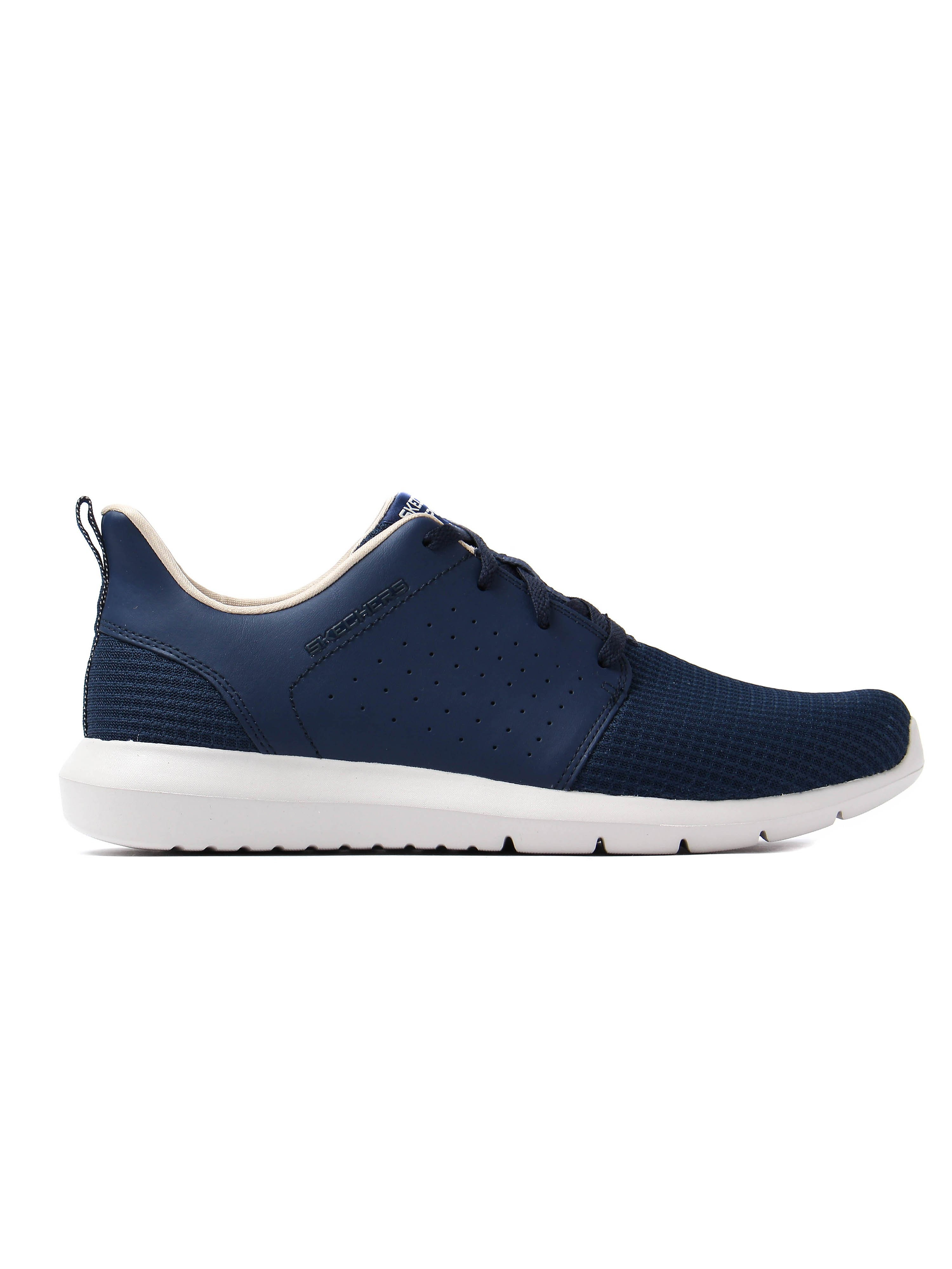 Skechers Men's Fore Flex Trainers - Navy