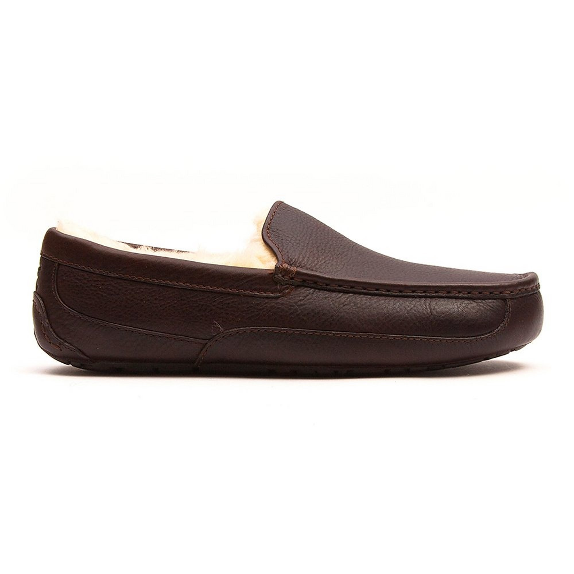 UGG Men's Ascot Slippers - China Tea Leather