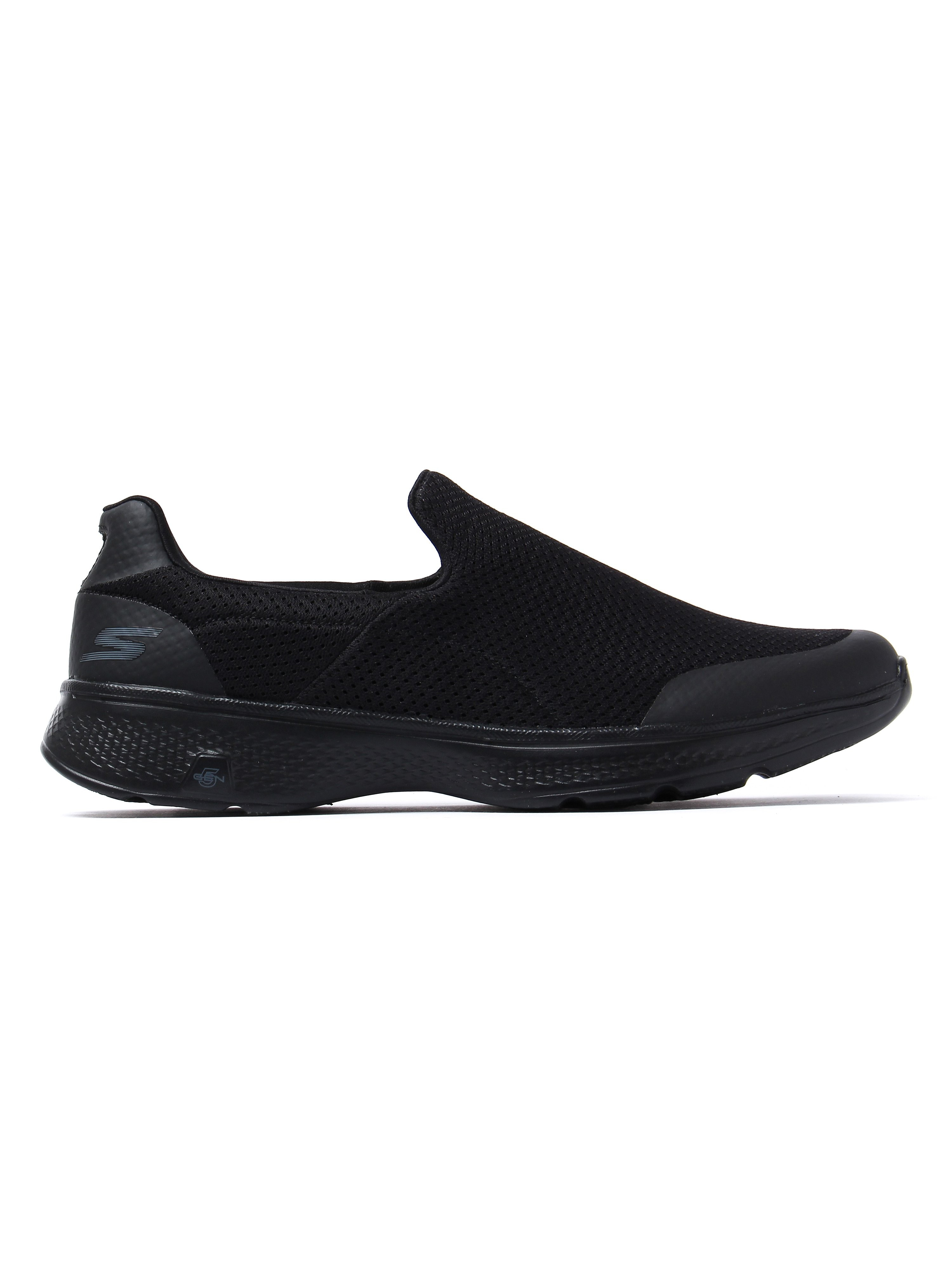 Skechers Men's Go Walk 4 Incredible Trainers - Black