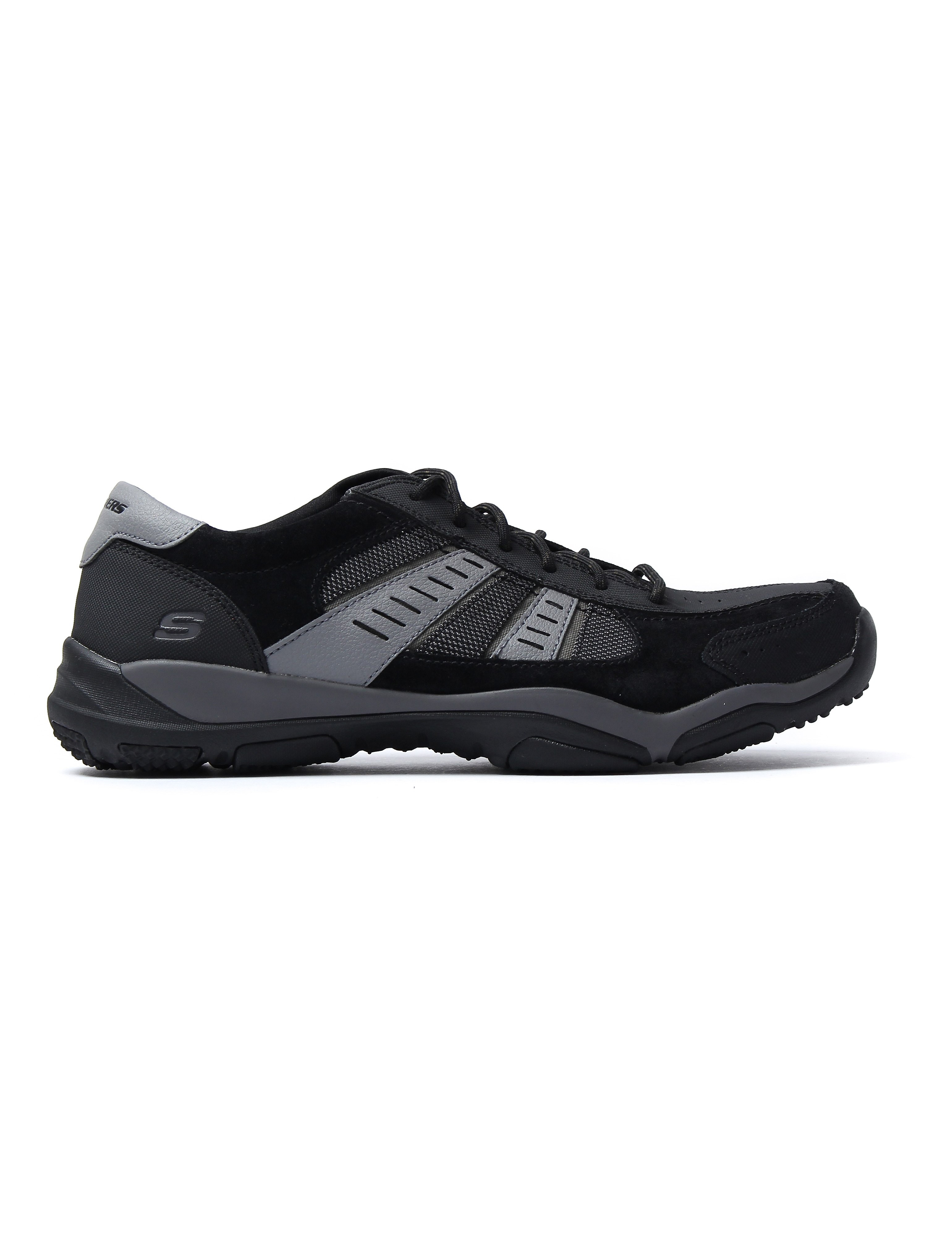 Skechers Men's Larson Alton Trainers - Black