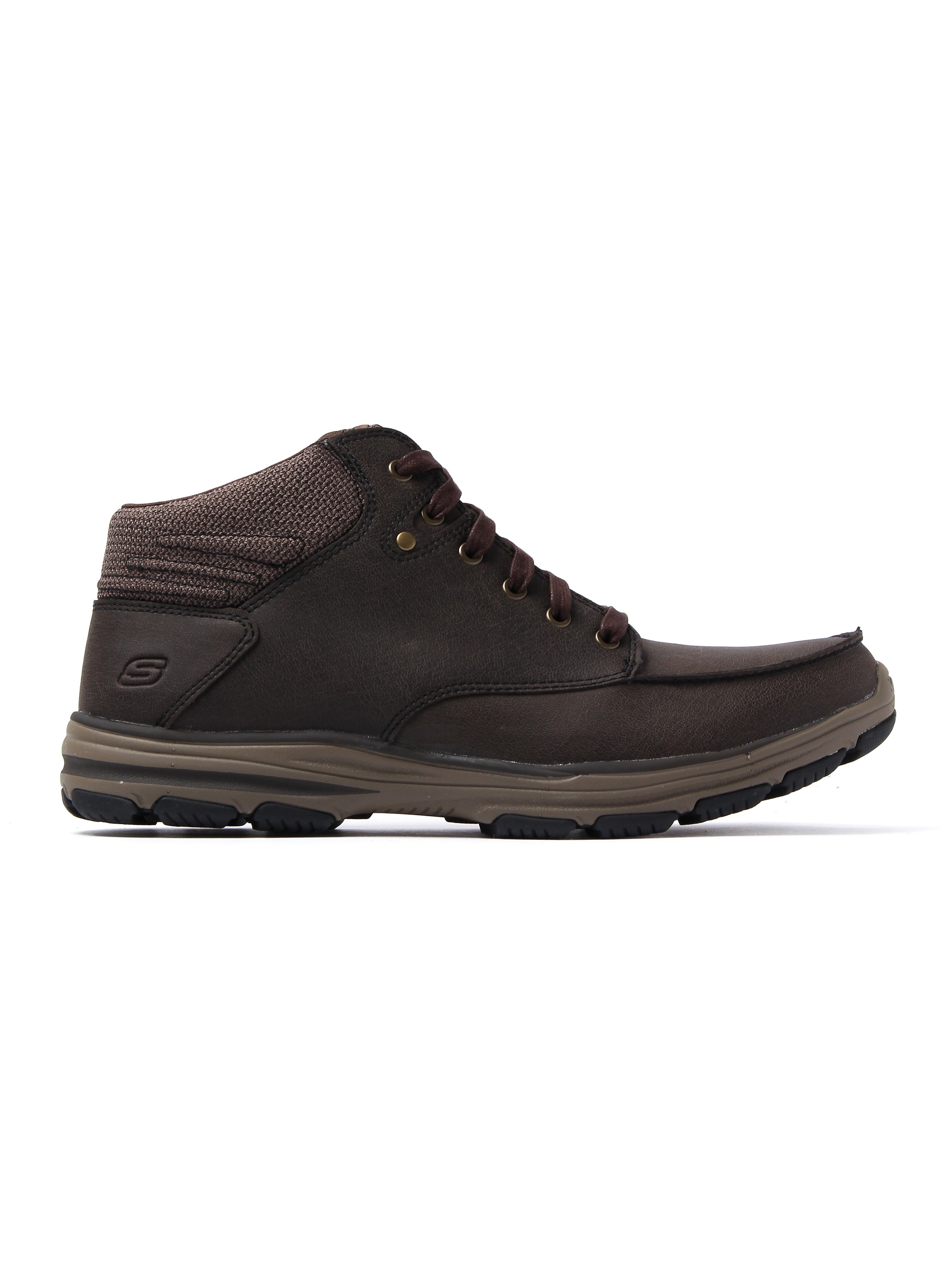 Skechers Men's Garton Meleno Chukka Boots - Chocolate