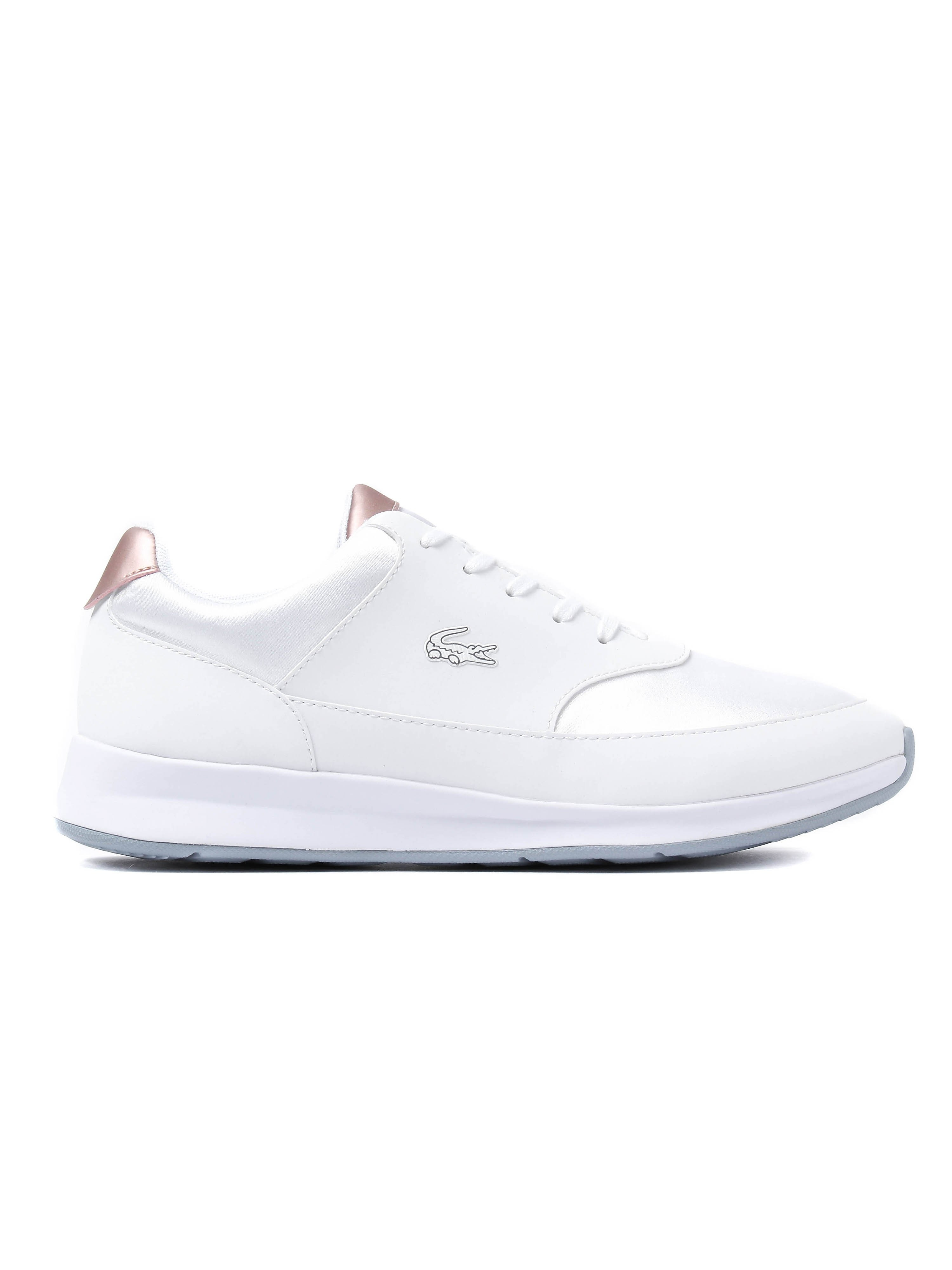 Lacoste Women's Chaumont 317 Trainers - White