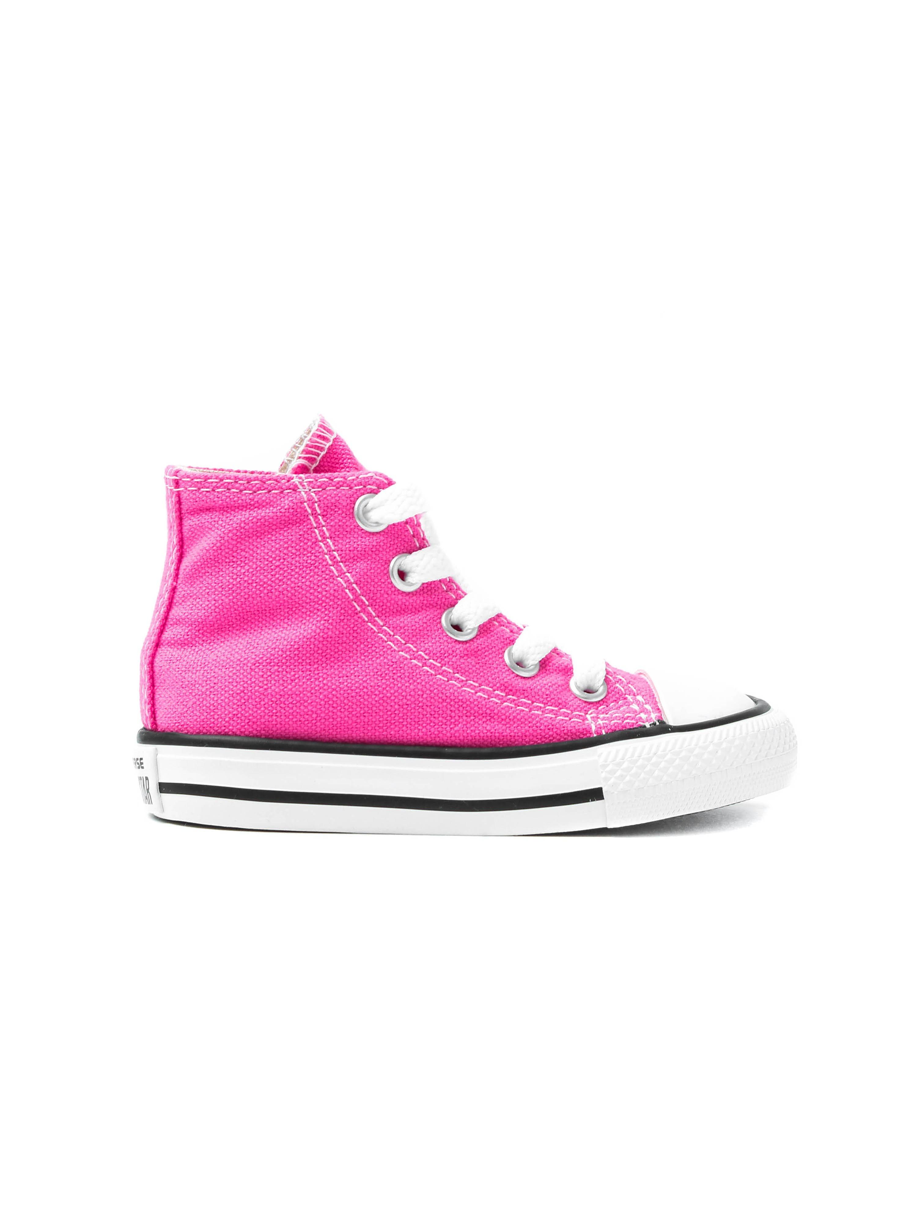 Converse Chuck Taylor All Star Hi Pink Pow – Kids