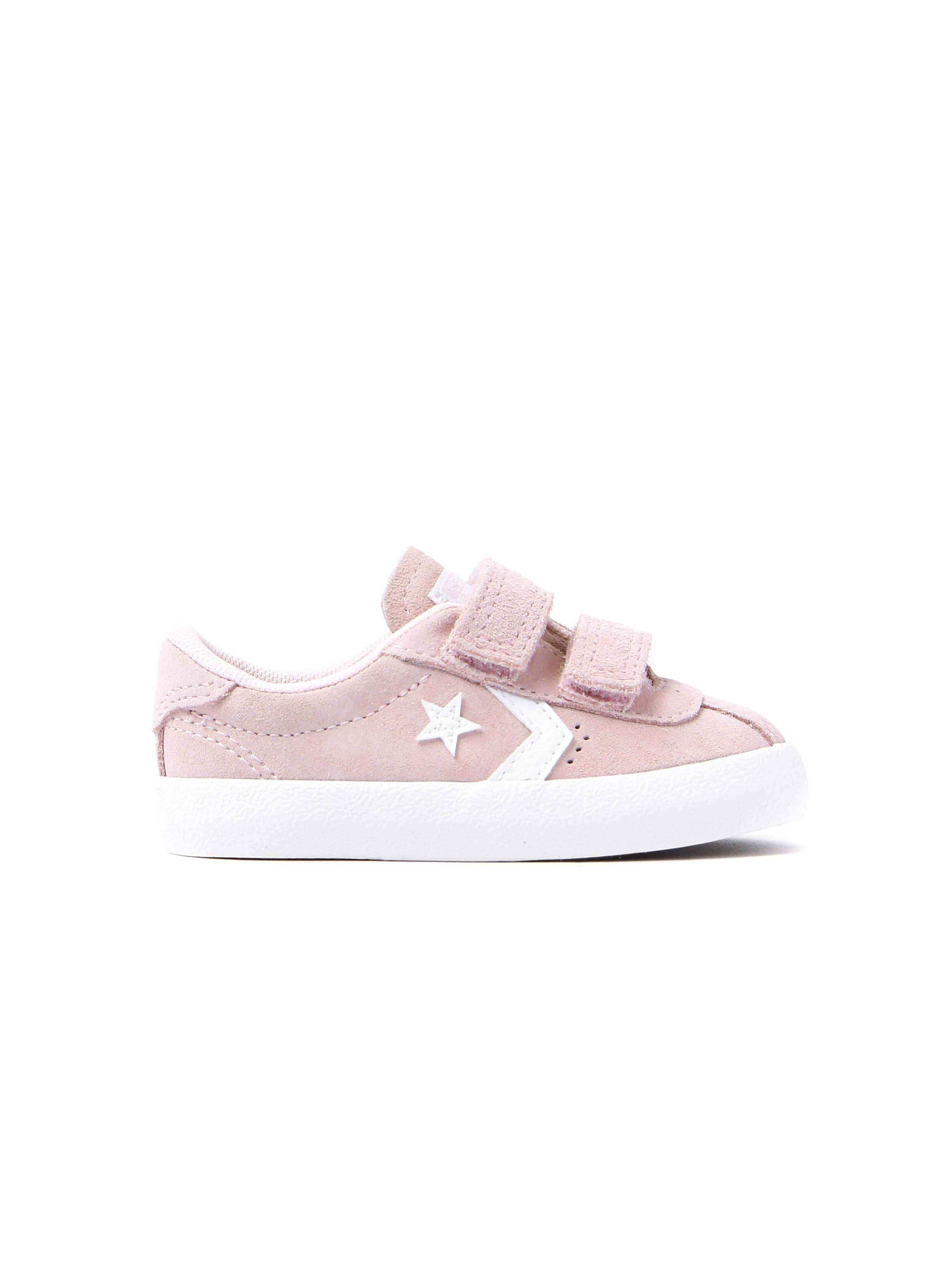 Converse Infants Breakpoint 2V Suede Trainers - Arctic Pink