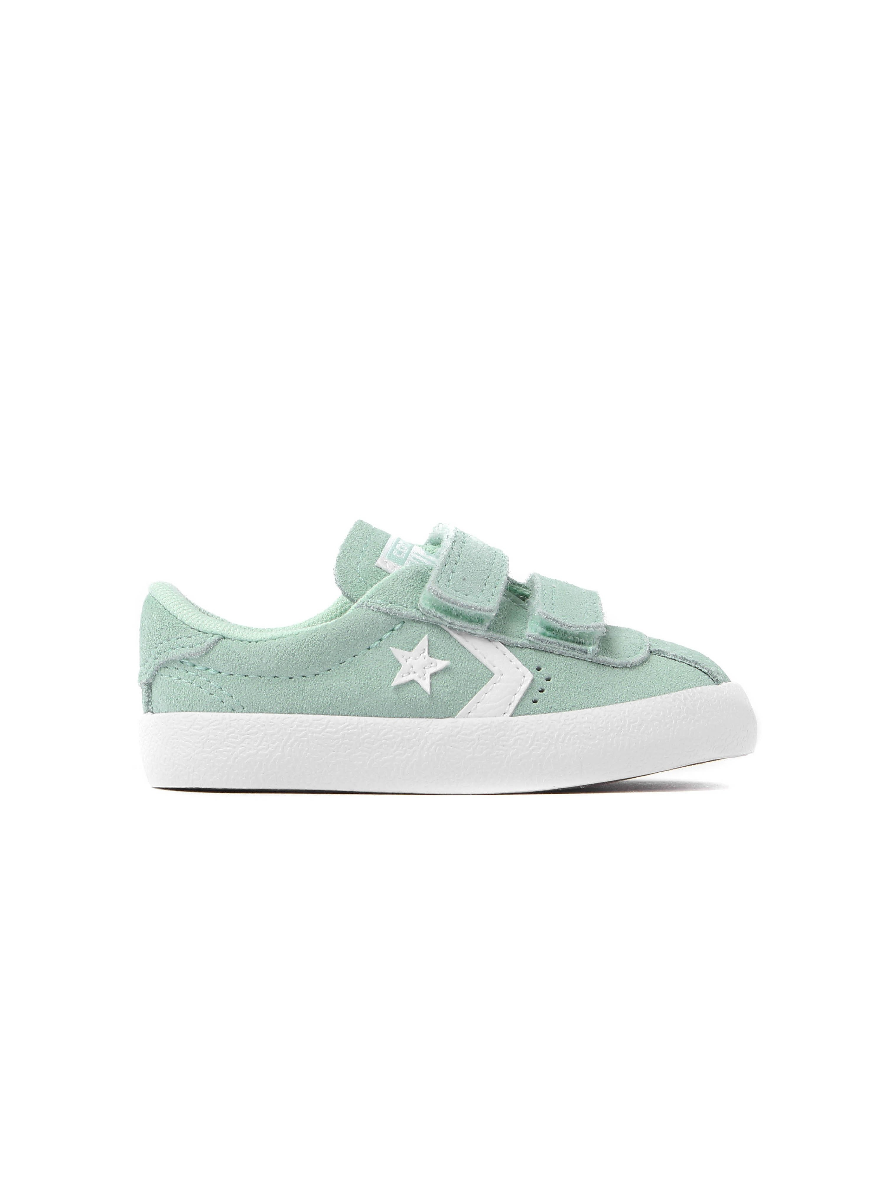 Converse Infants Breakpoint 2V Suede Trainers - Mint Foam