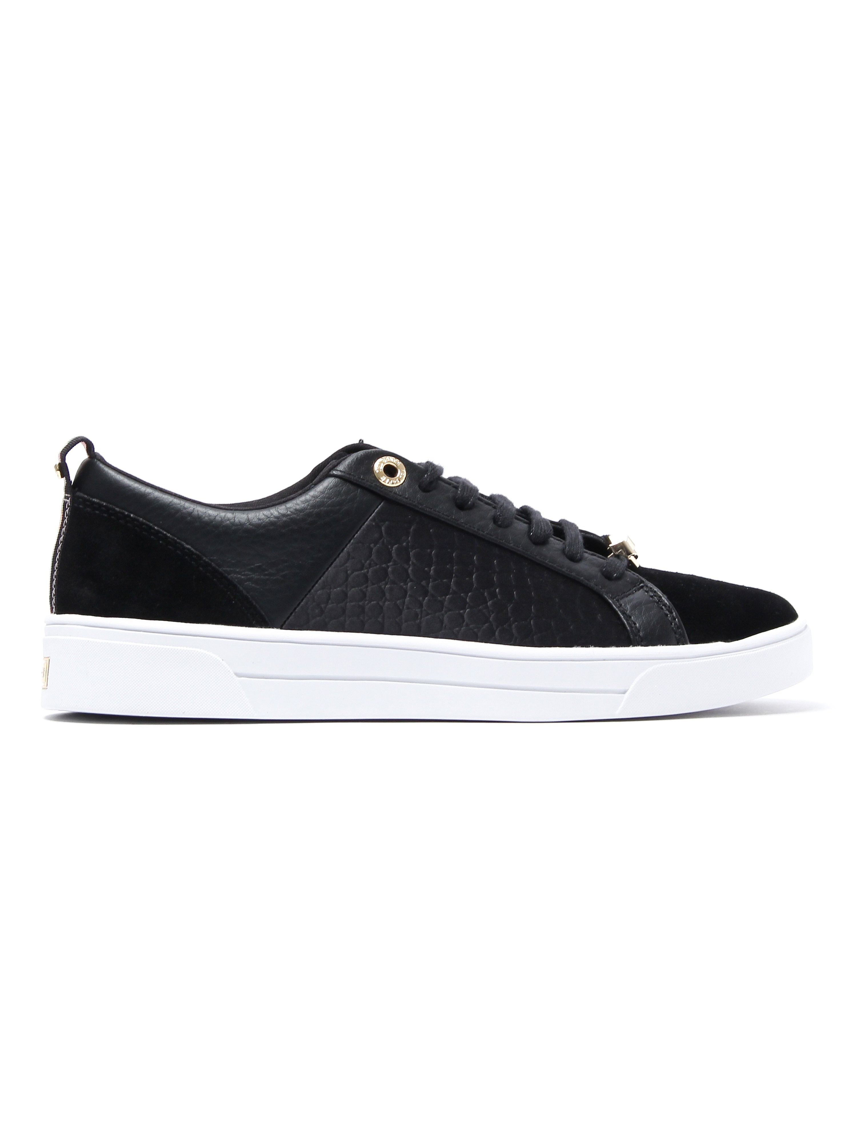 Ted Baker Women's Kulei Trainers - Black Leather