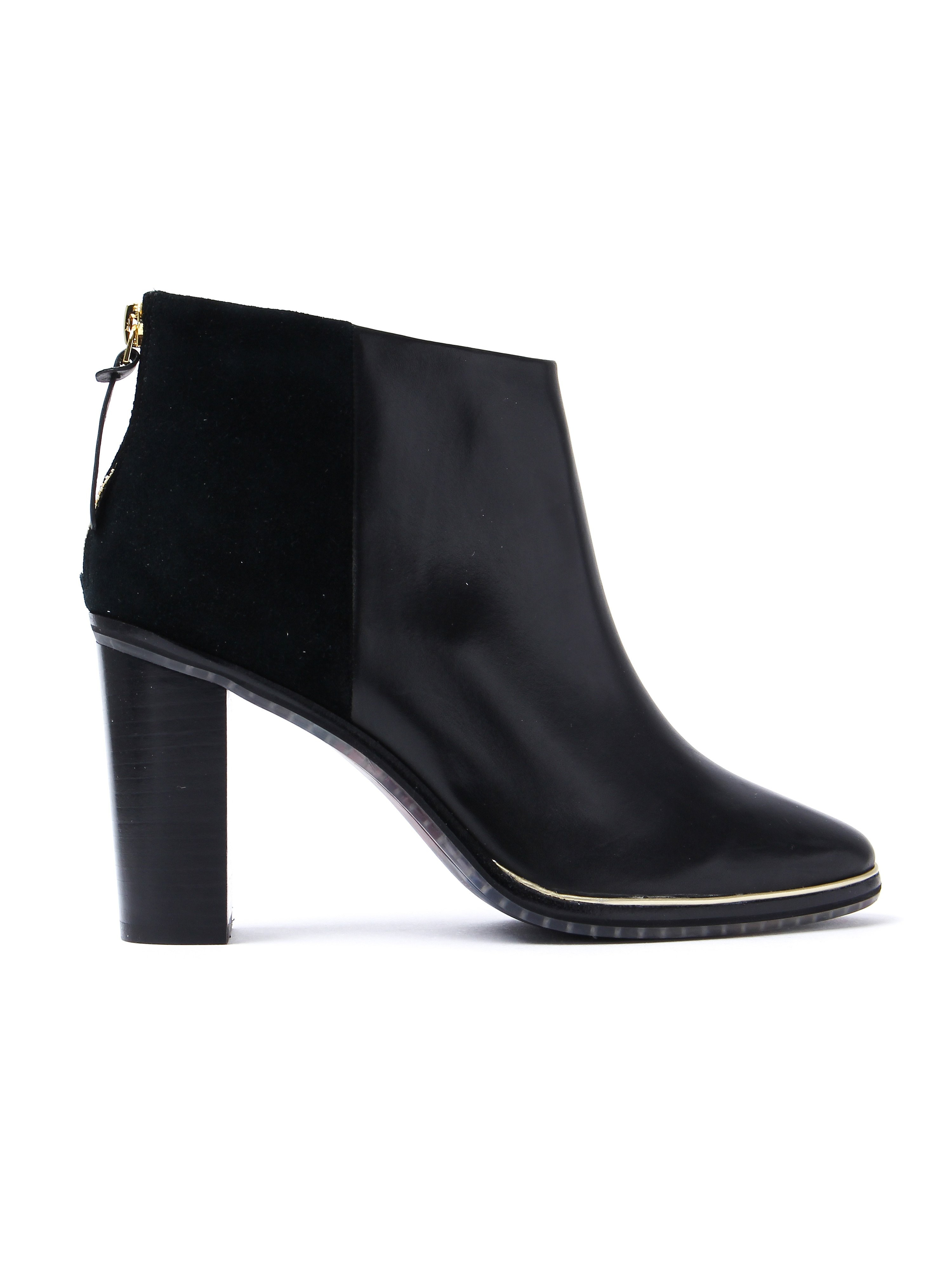 Ted Baker Women's Azalia Boots - Black Leather Suede