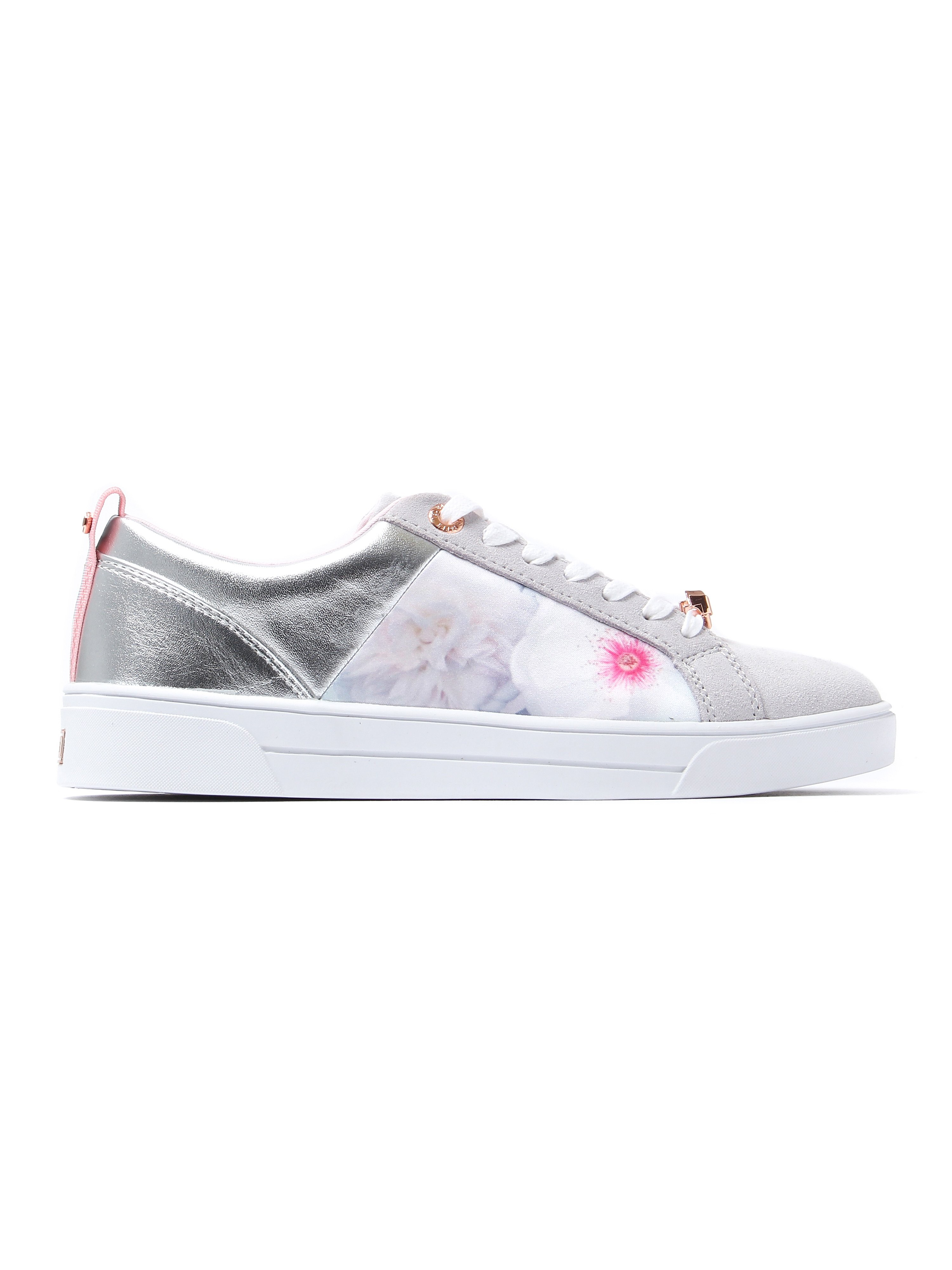 Ted Baker Women's Fushar Trainers - Grey Chelsea