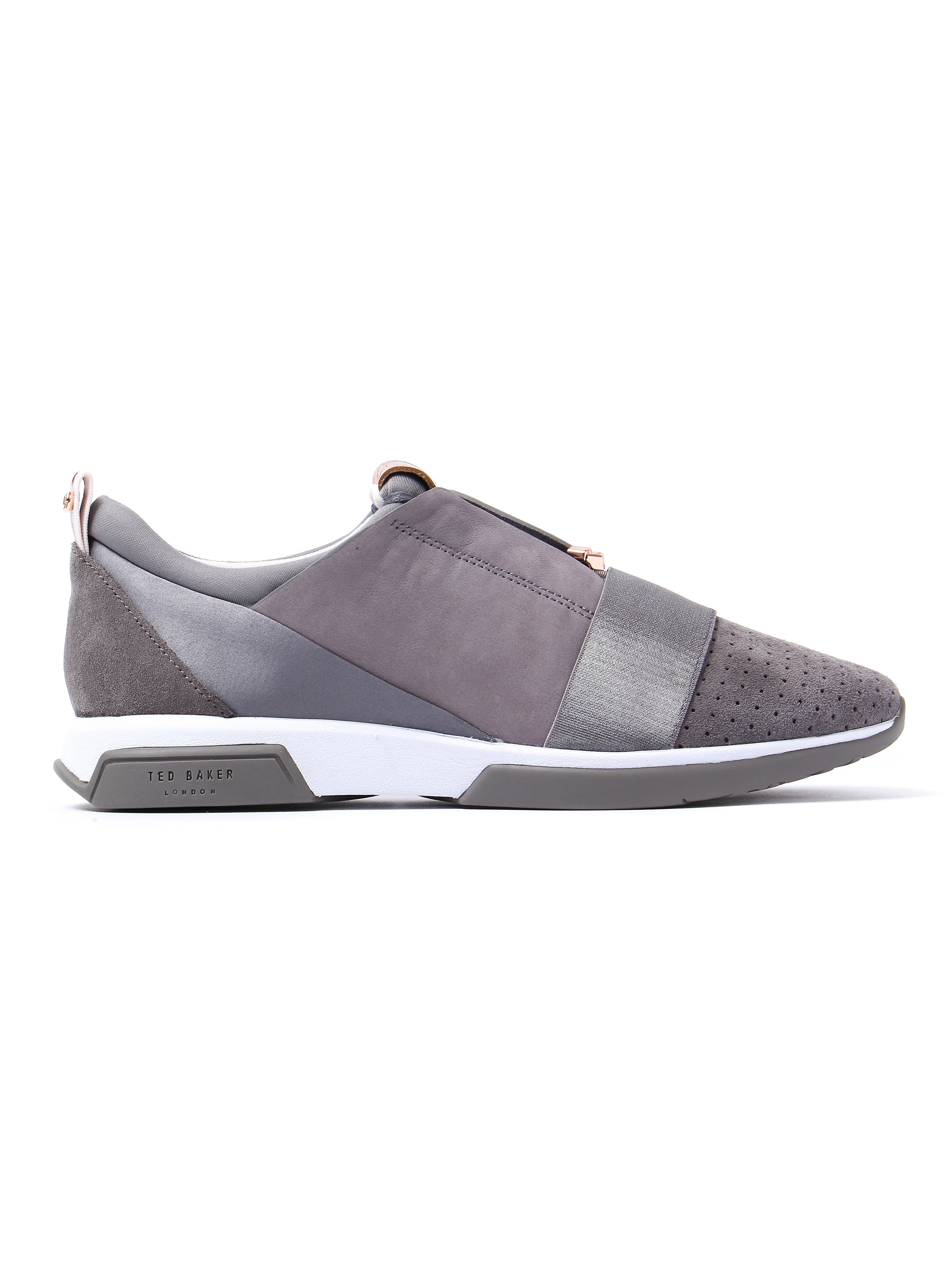 Ted Baker Women's Cepa Trainers - Dark Grey