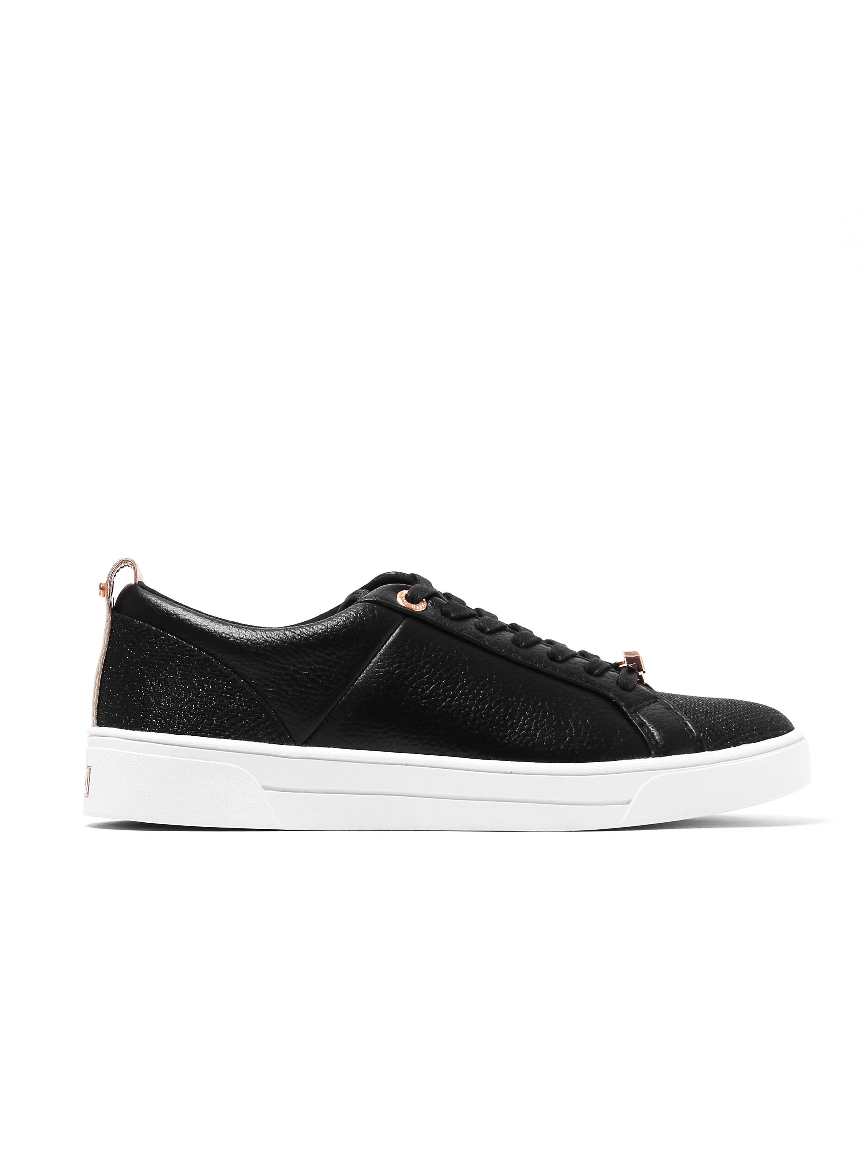 Ted Baker Women's Kulei Trainers - Black Lurex