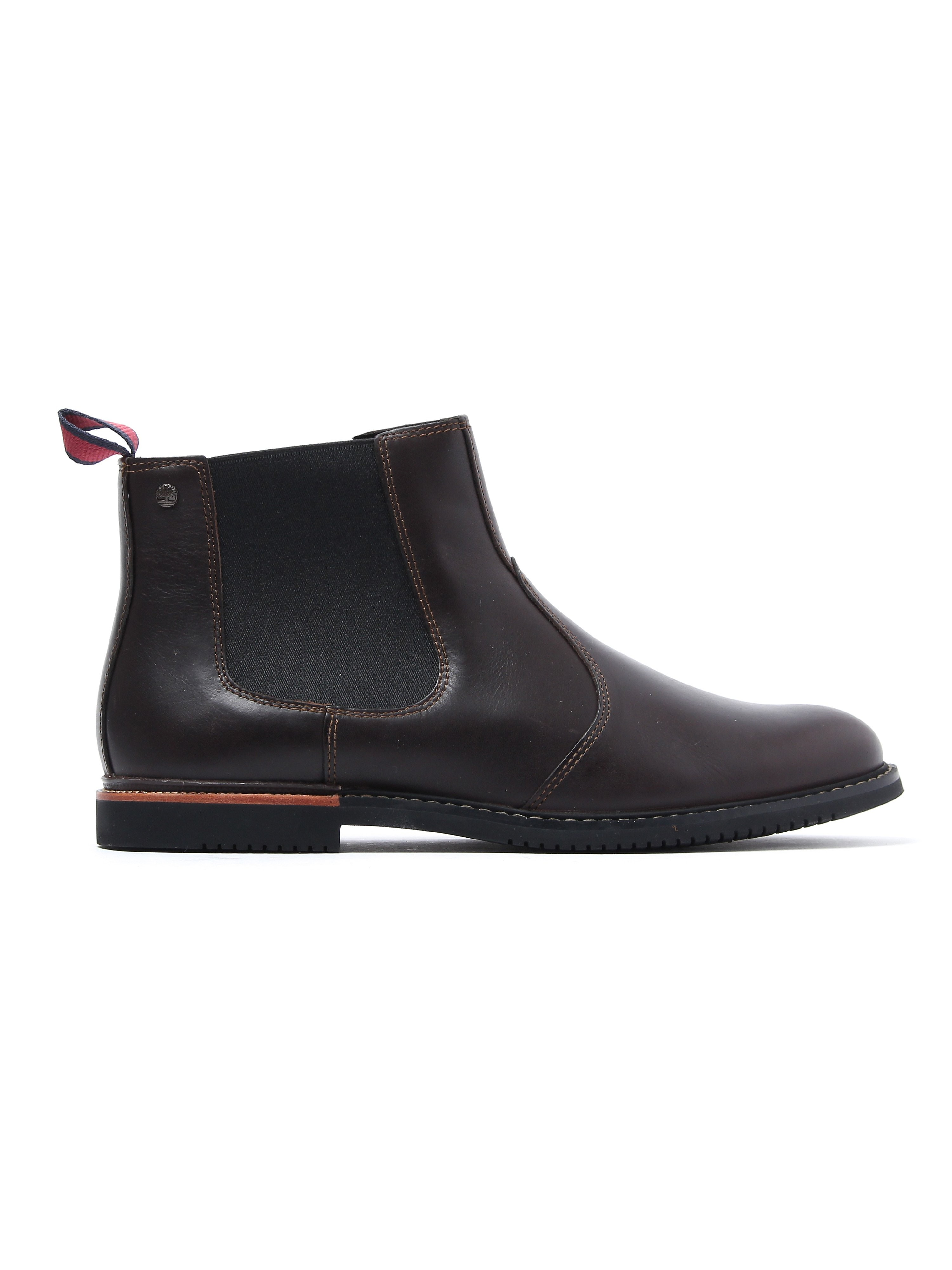 Timberland Men's Ekbrook Park Chelsea Boots - Brown Leather