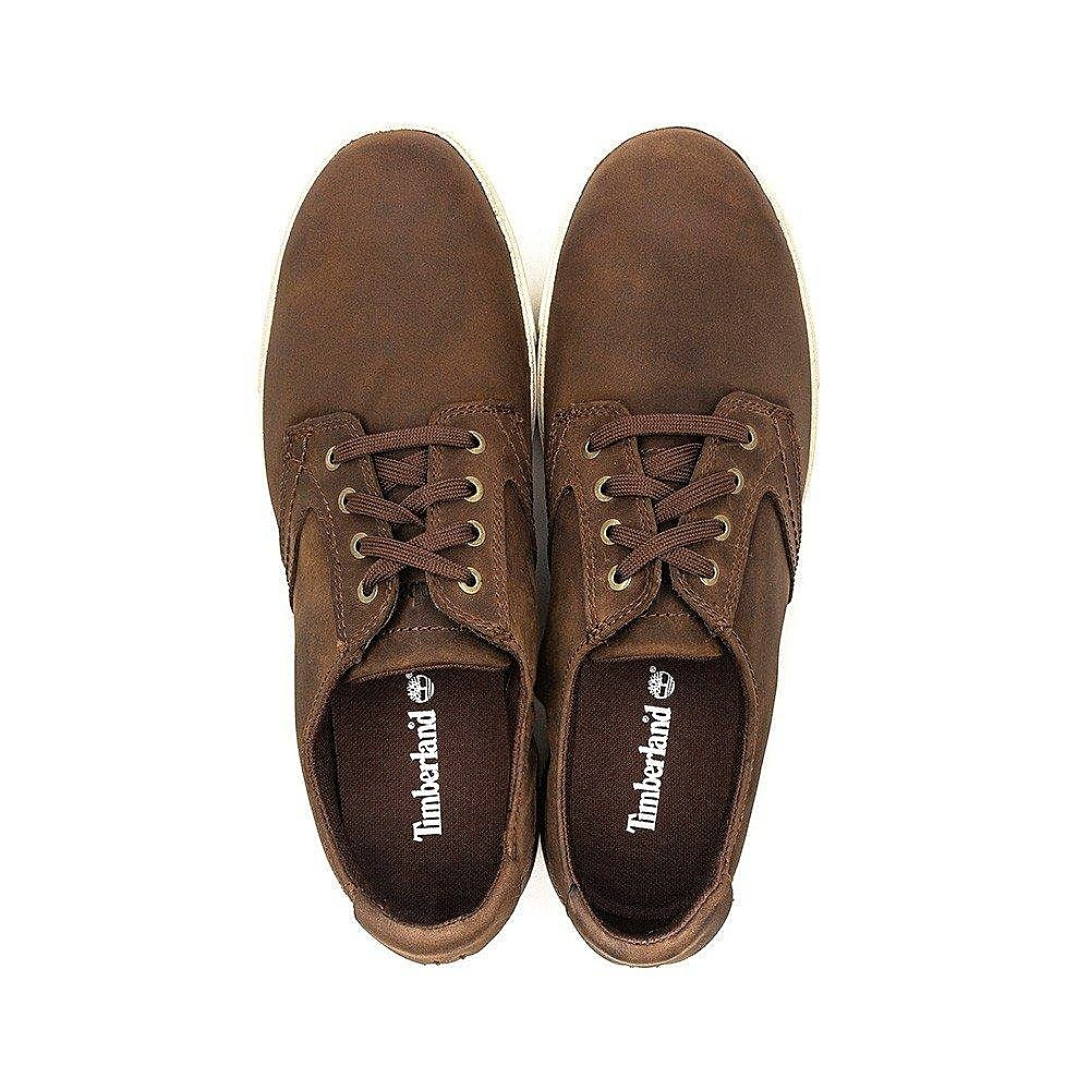 Timberland Men's Fulk LP Oxford Shoes - Gaucho Leather