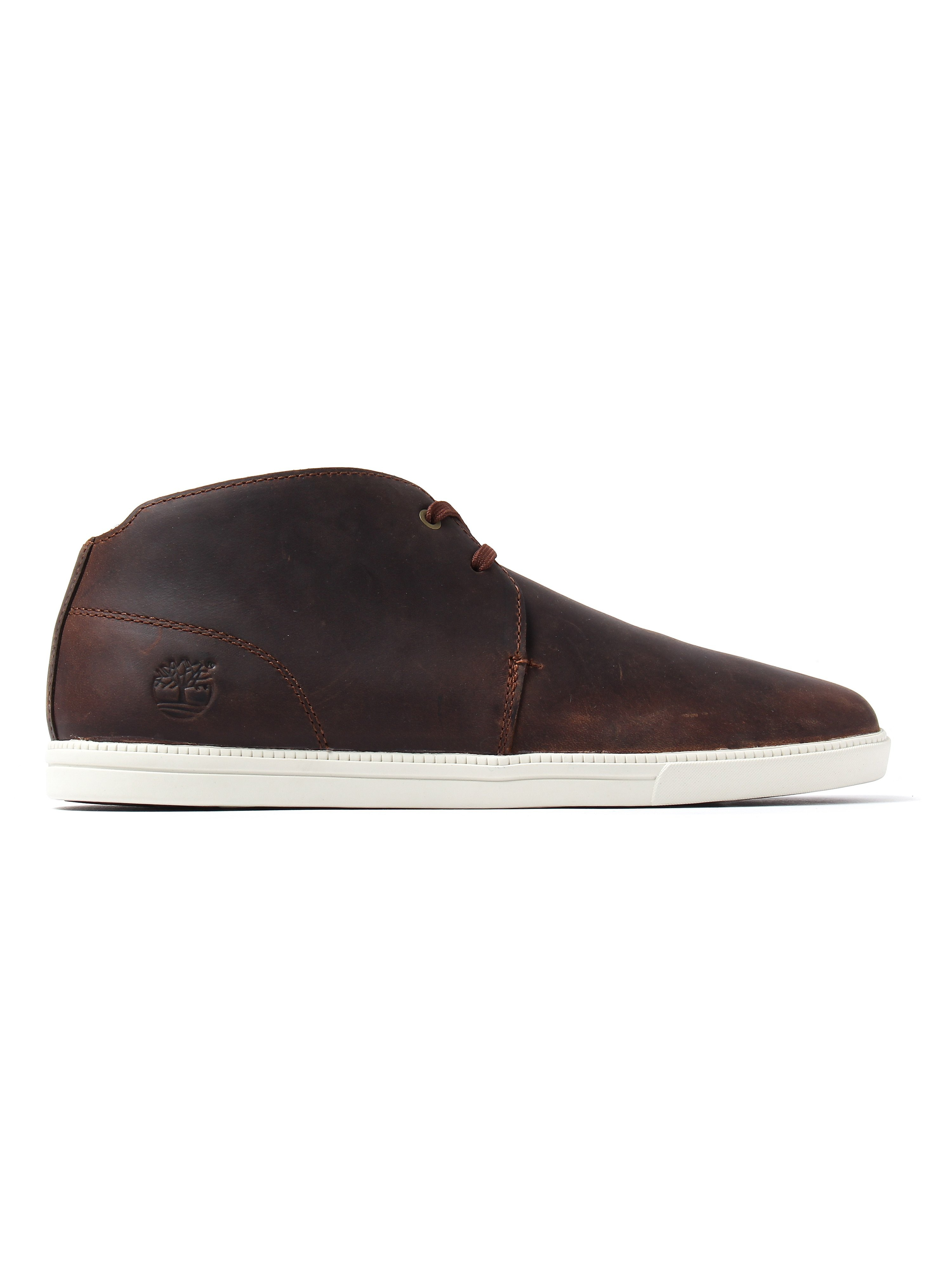 Timberland Men's Fulk LP Mid Desert Boots - Gaucho Leather