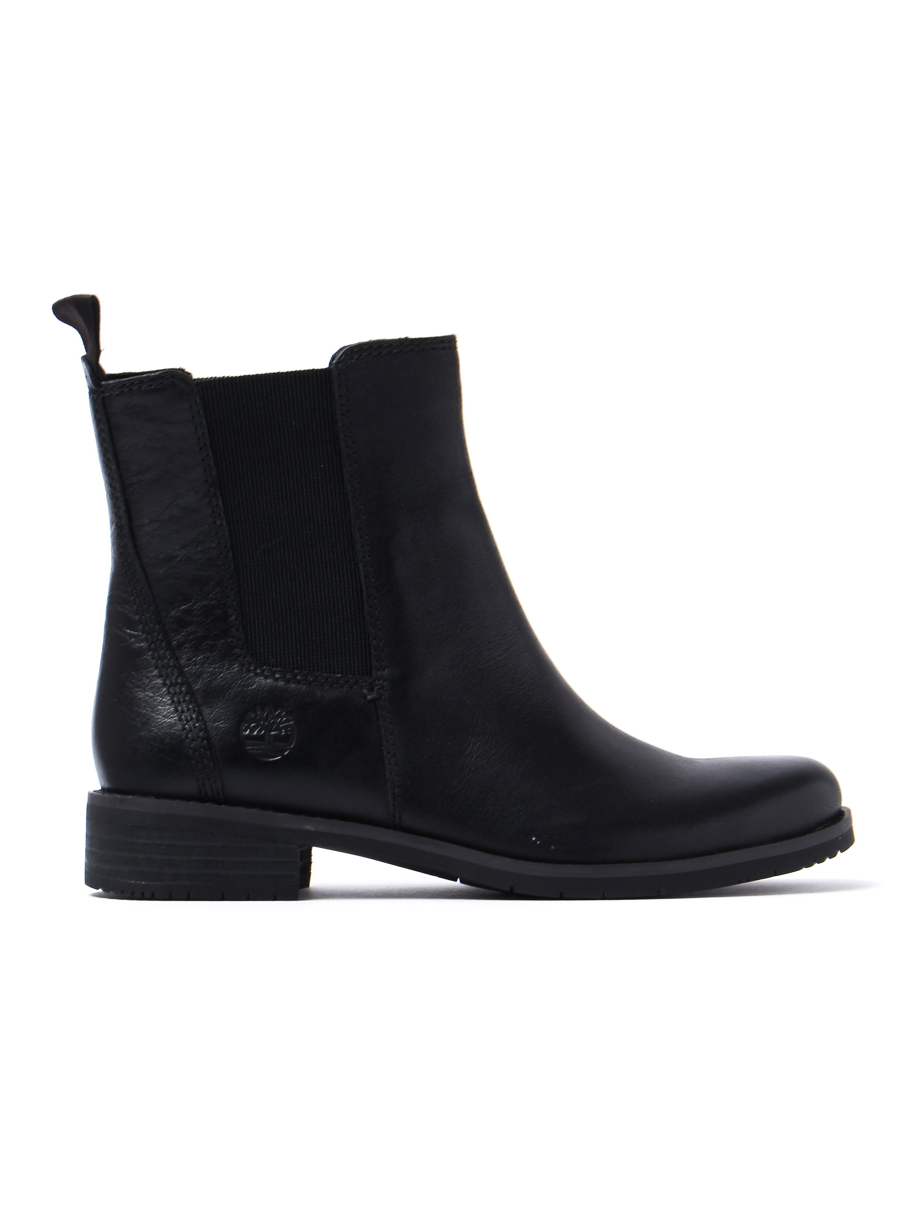 Timberland Women's Venice Park Chelsea Boots – Black Leather