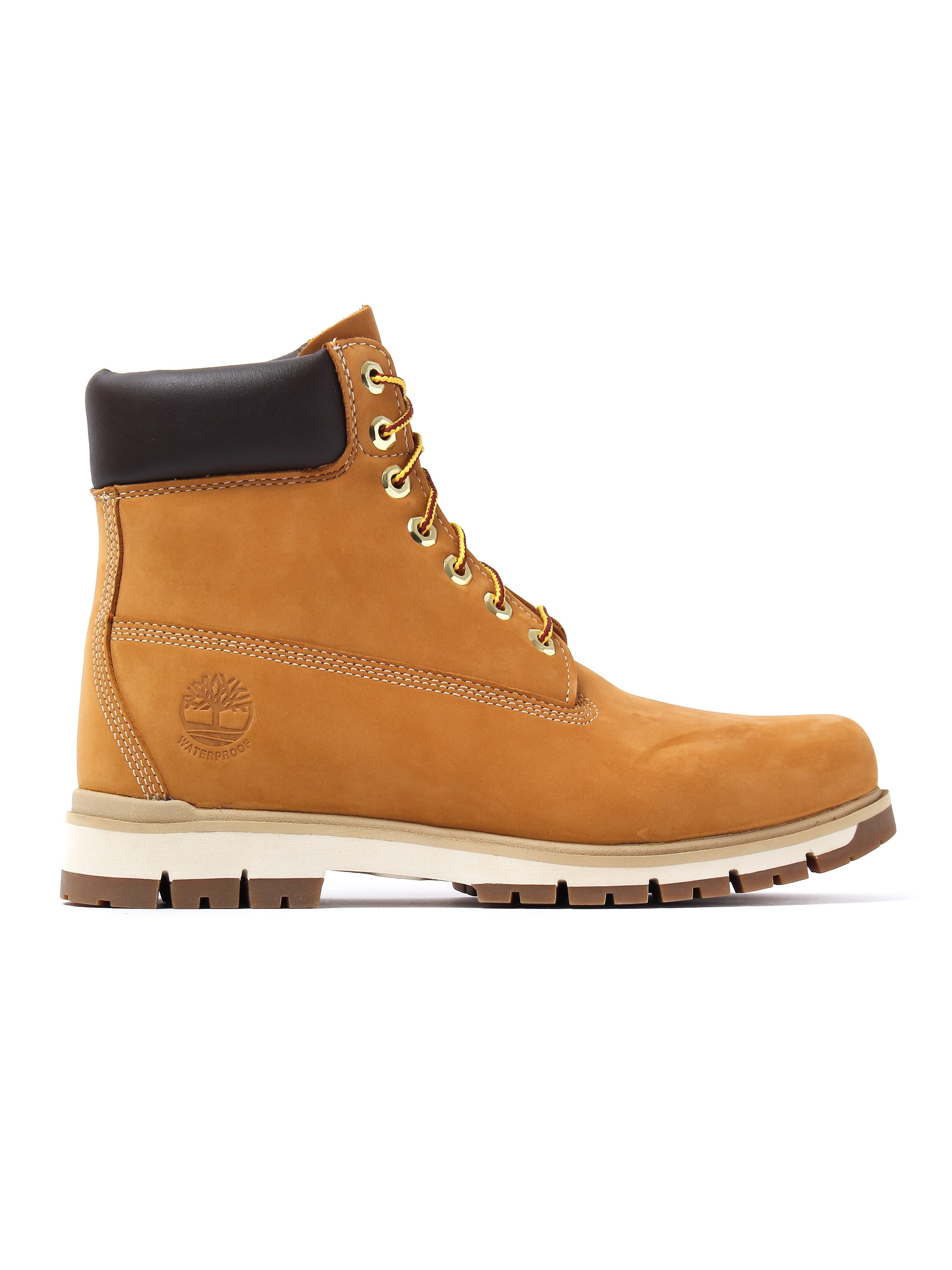 Timberland Men's Radford 6 Inch Boots - Wheat Nubuck