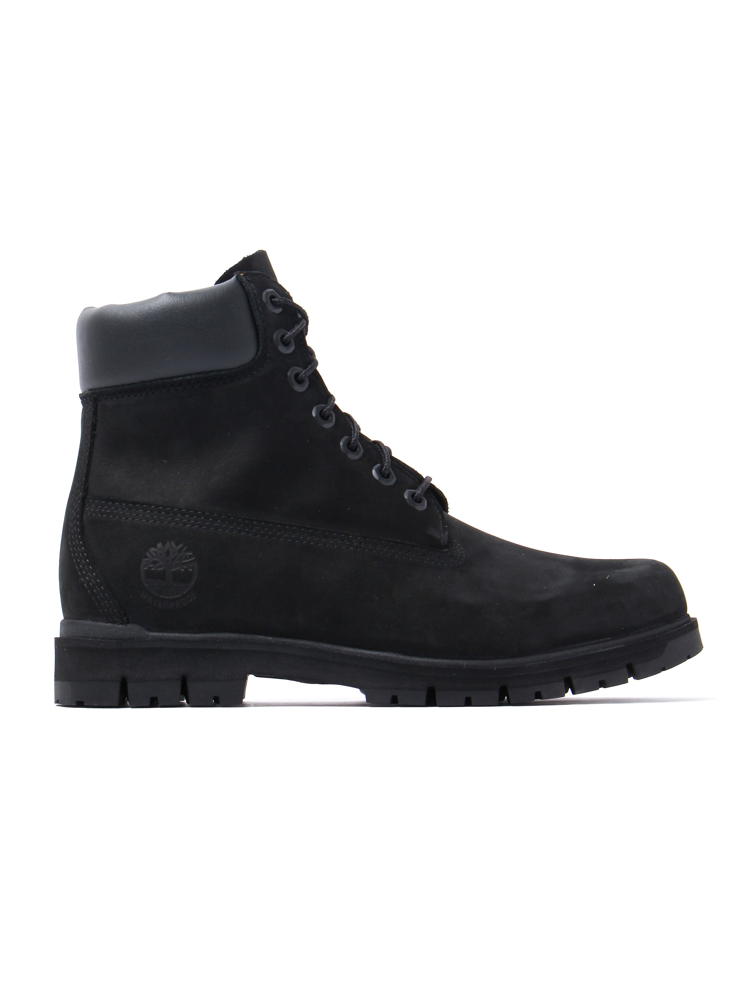 Timberland Men's Radford 6 Inch Boots - Black Nubuck