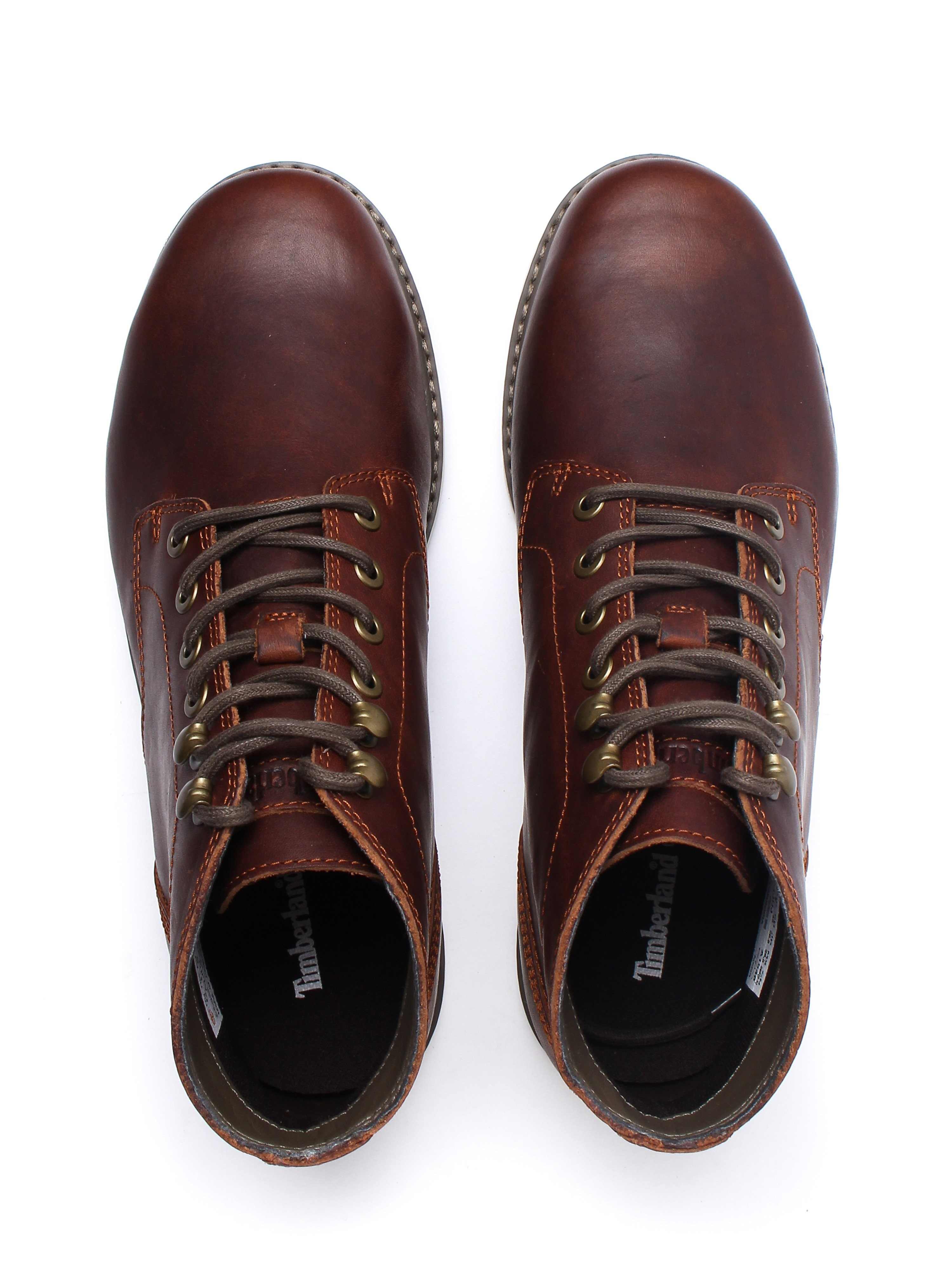 Timberland Men's Newmarket Chukka Boots - Rawhide Leather