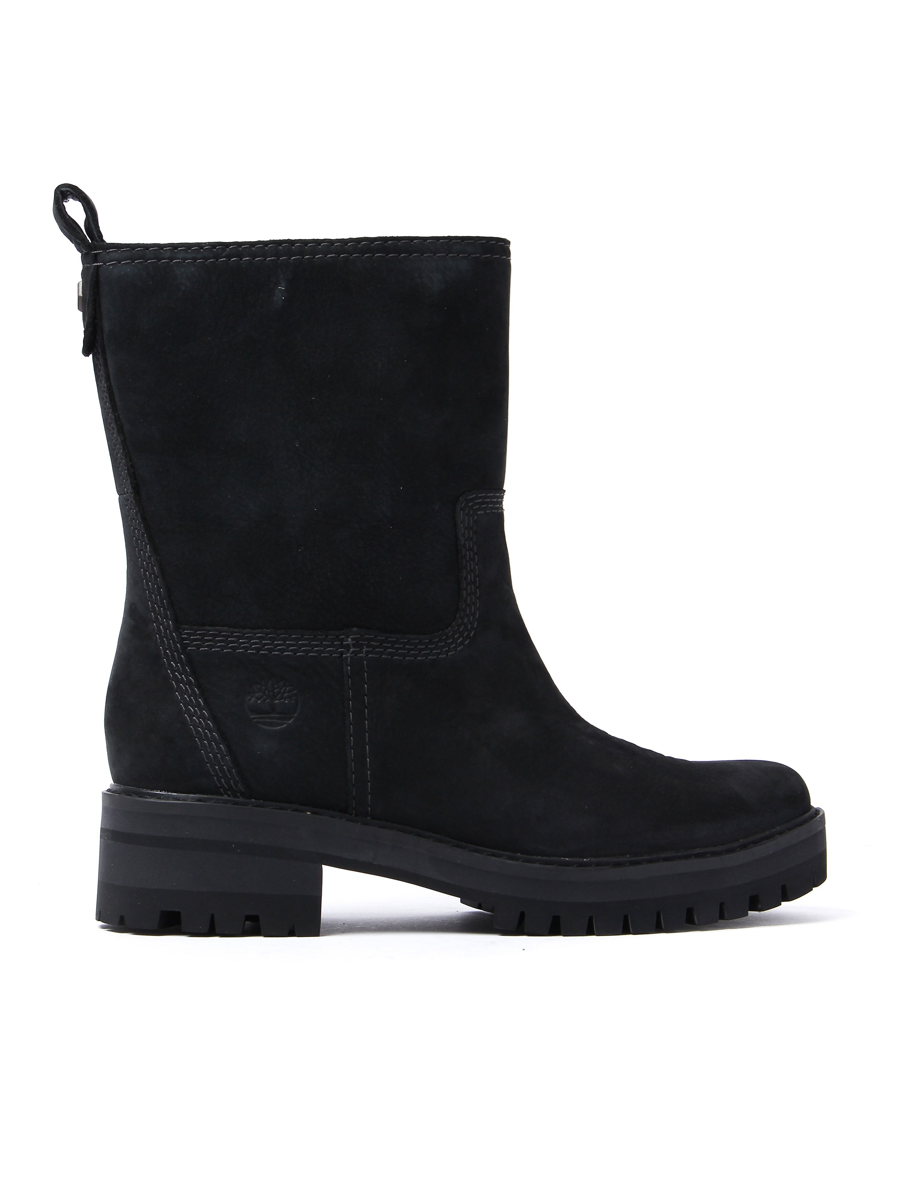 Timberland Women's Courmayeur Valley Mid Boots – Black