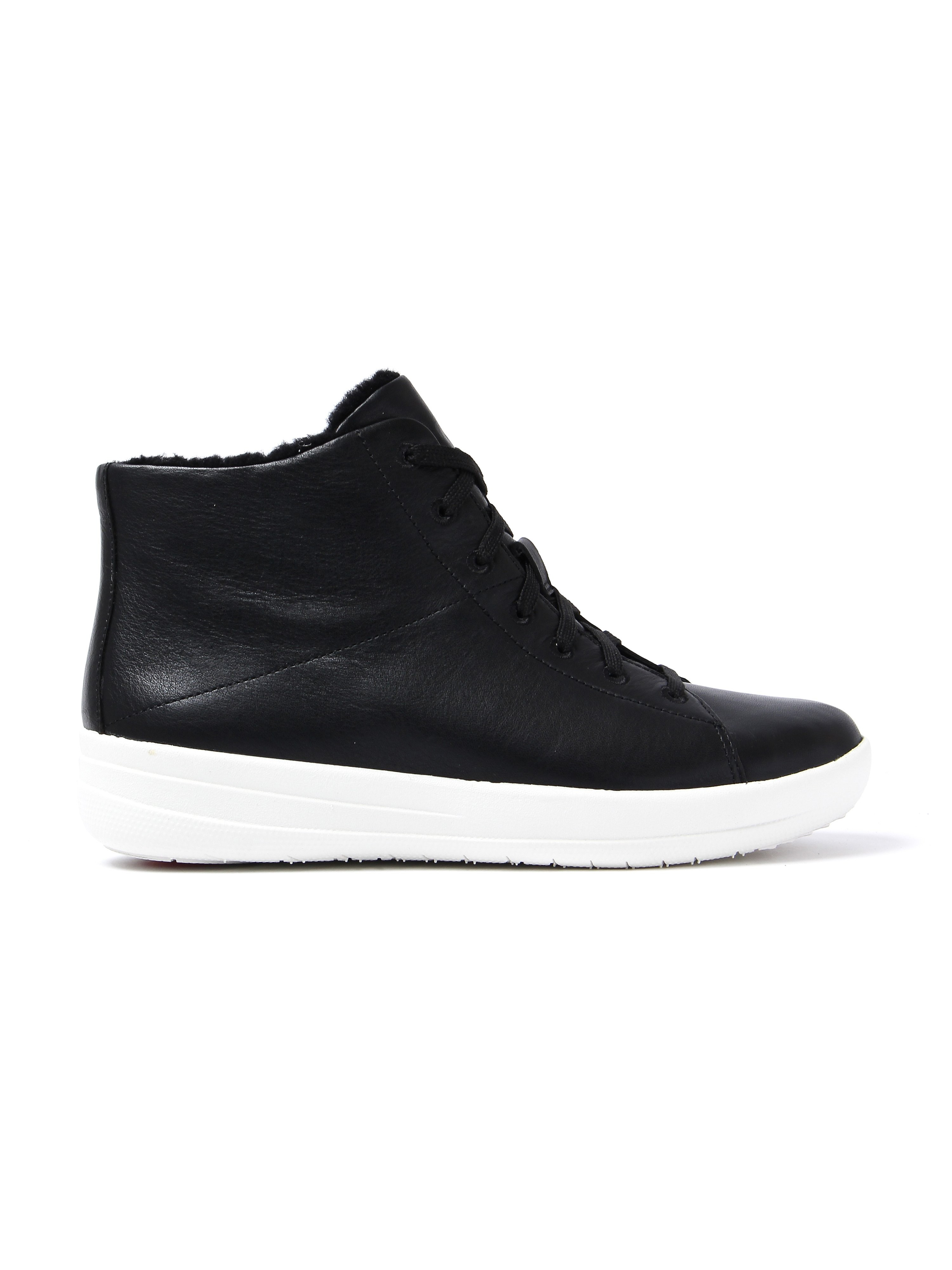 FitFlop Women's F-Sporty Sneakerboots - Black